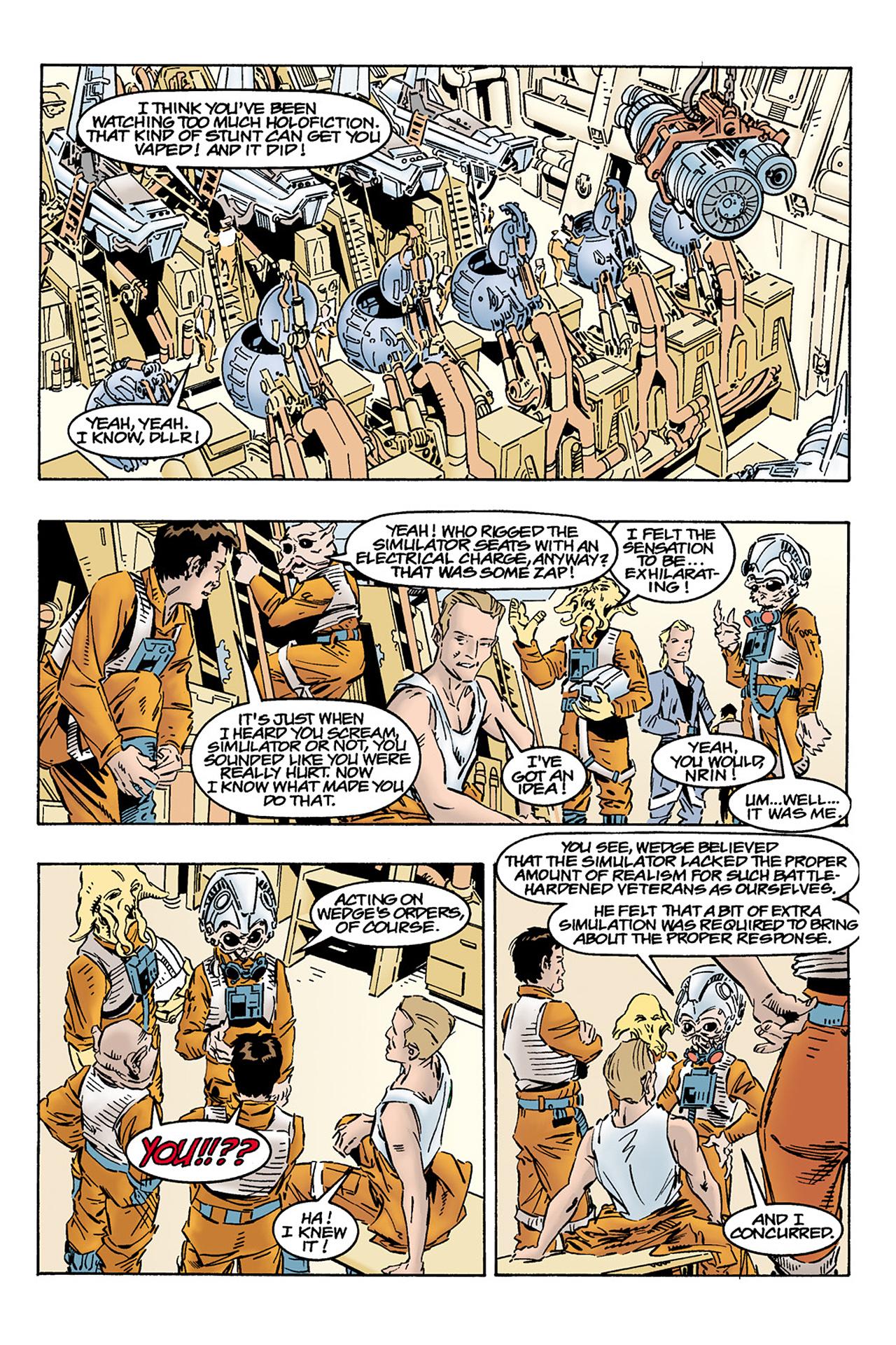 Read online Star Wars Omnibus comic -  Issue # Vol. 2 - 128