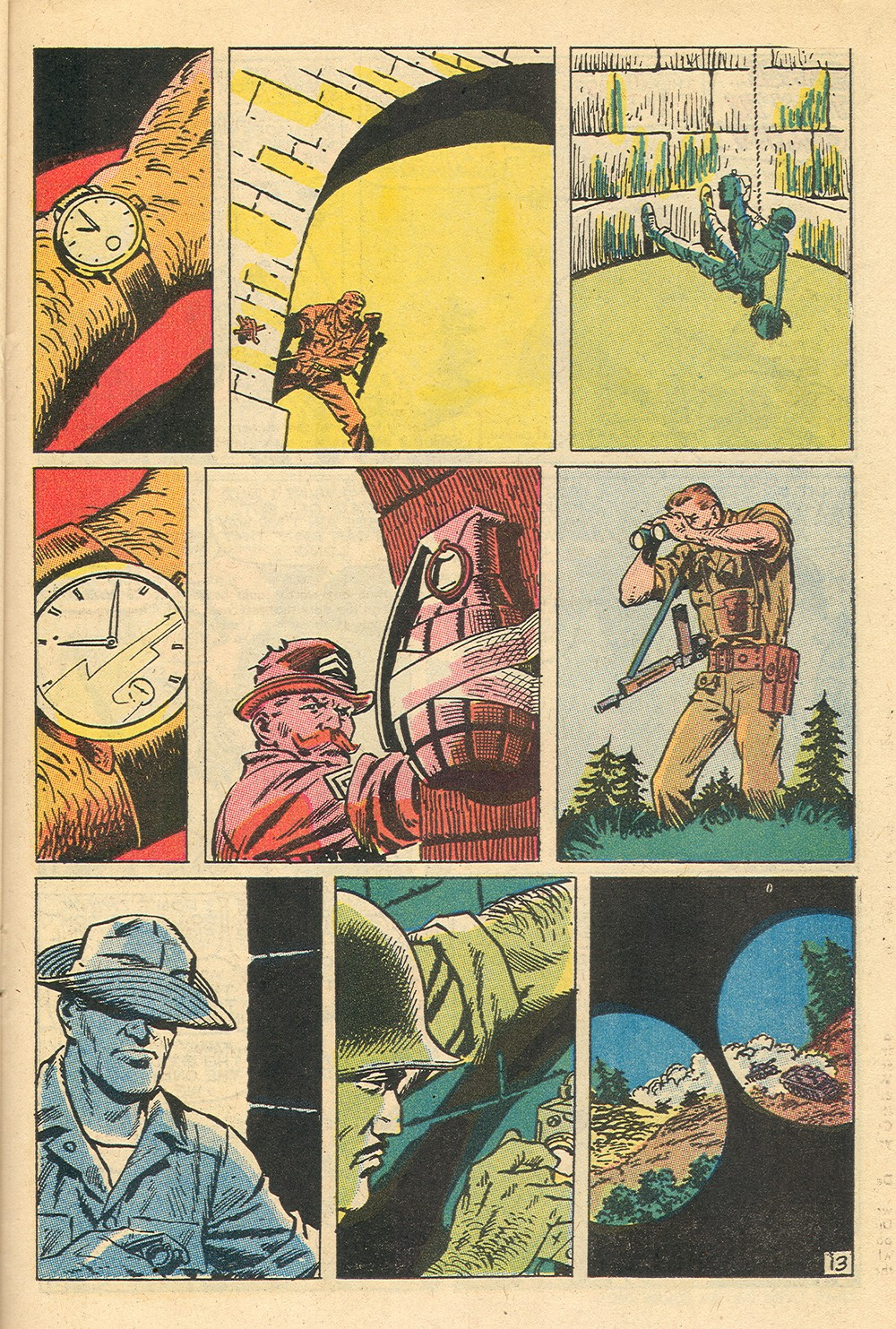 Read online Sgt. Fury comic -  Issue #71 - 23
