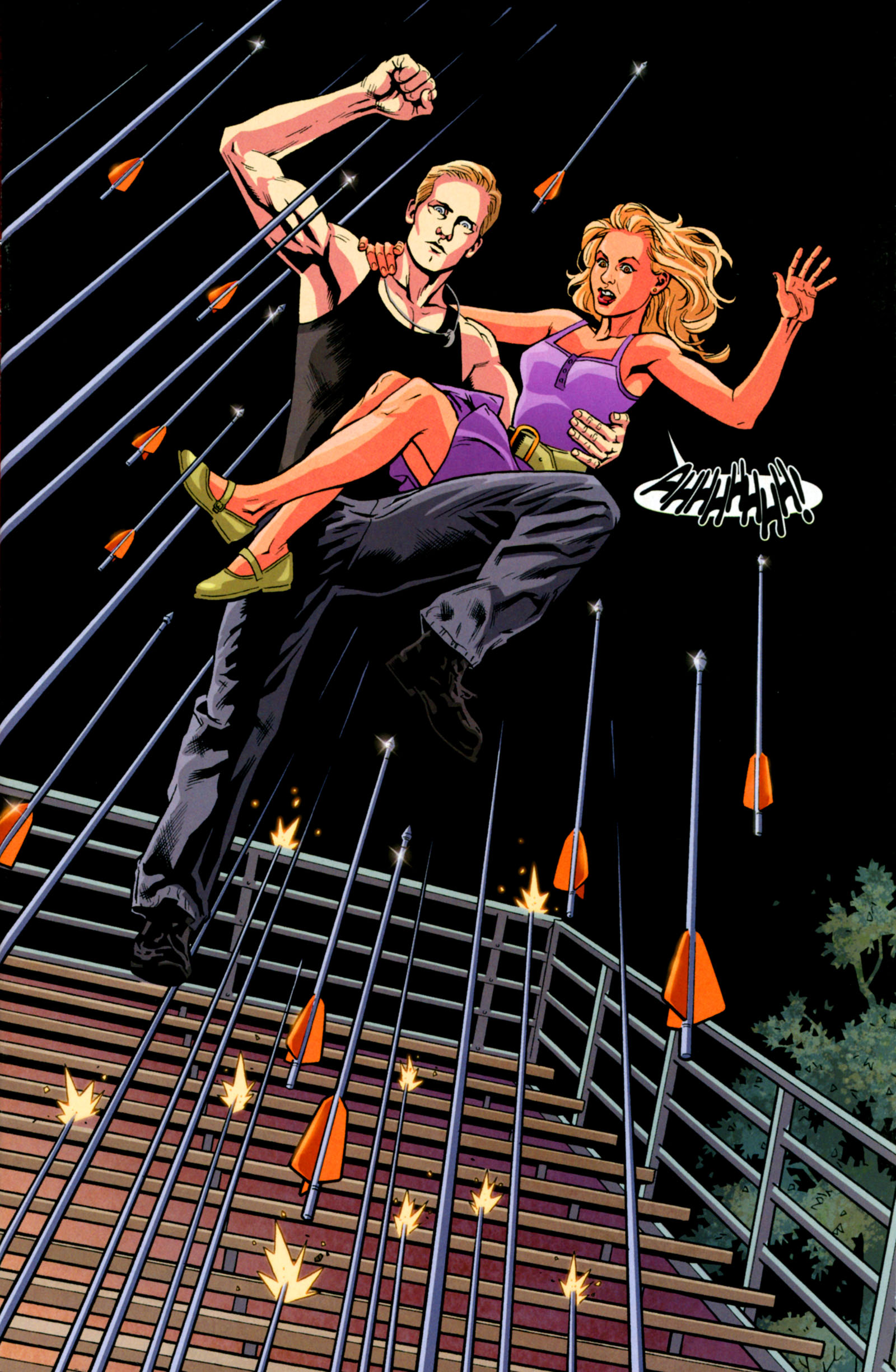 Read online True Blood: Tainted Love comic -  Issue #6 - 3