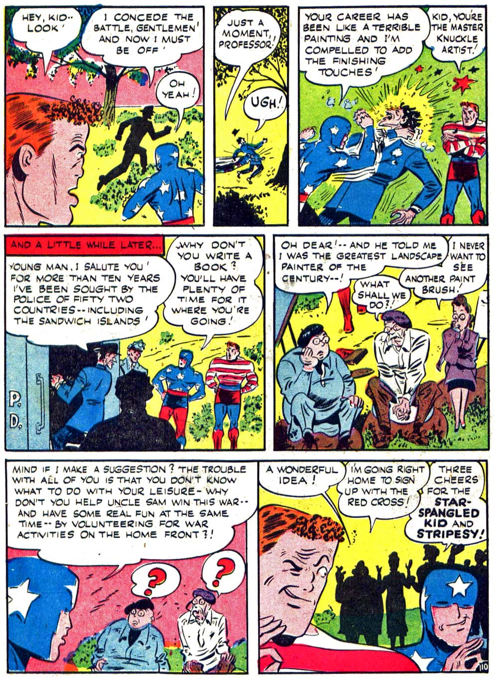 Star Spangled Comics (1941) issue 27 - Page 26