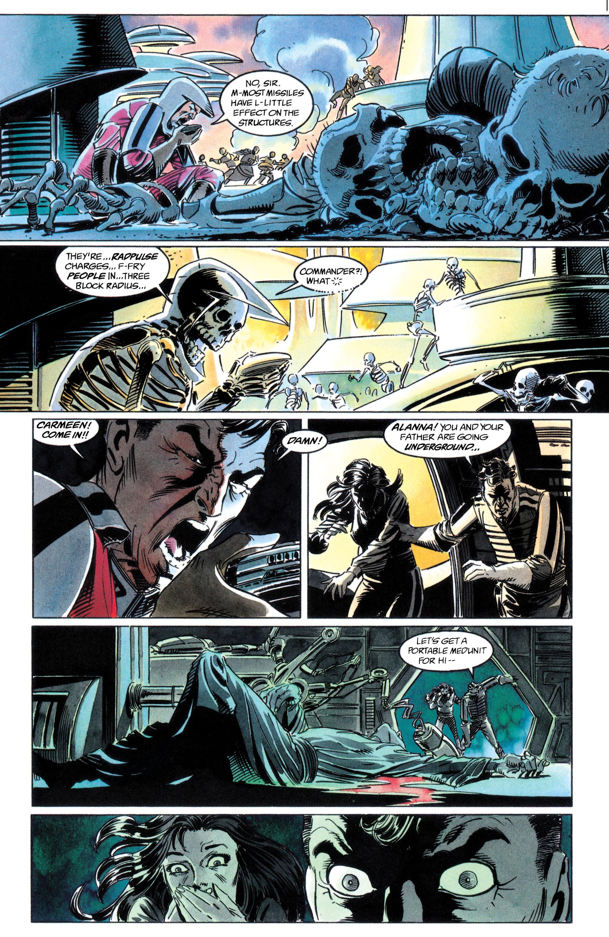 Read online Adam Strange (1990) comic -  Issue #2 - 43