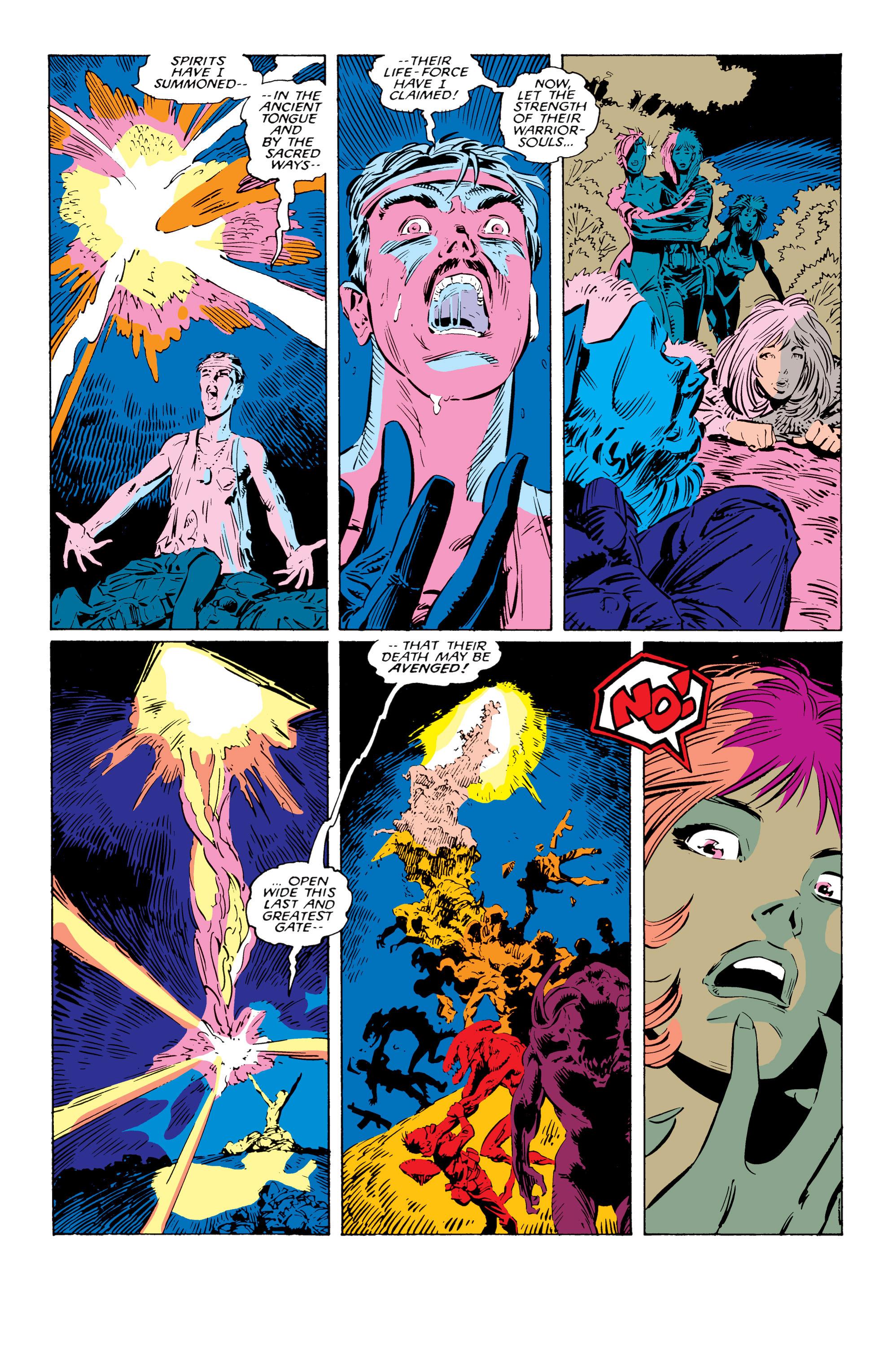 Read online Uncanny X-Men (1963) comic -  Issue #227 - 6