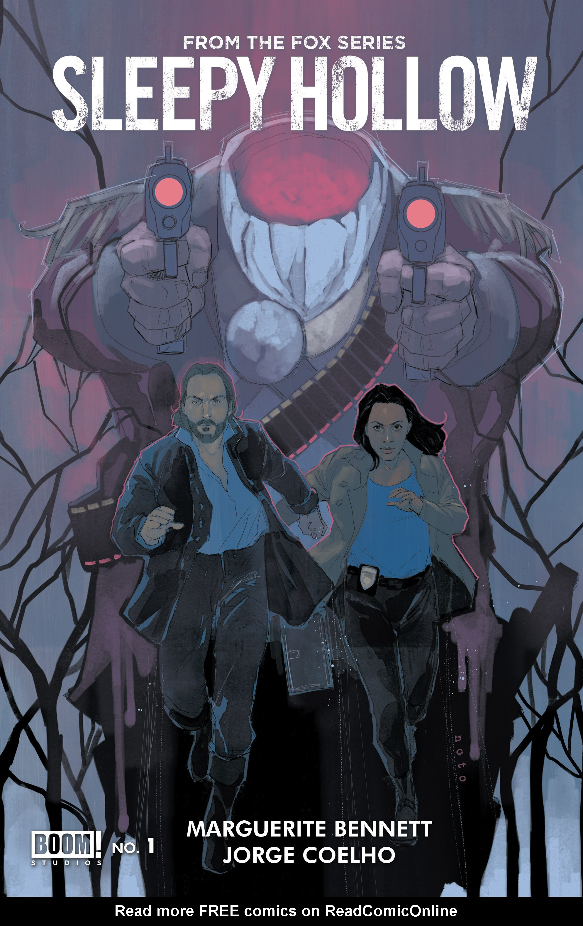 Read online Sleepy Hollow (2014) comic -  Issue #1 - 1