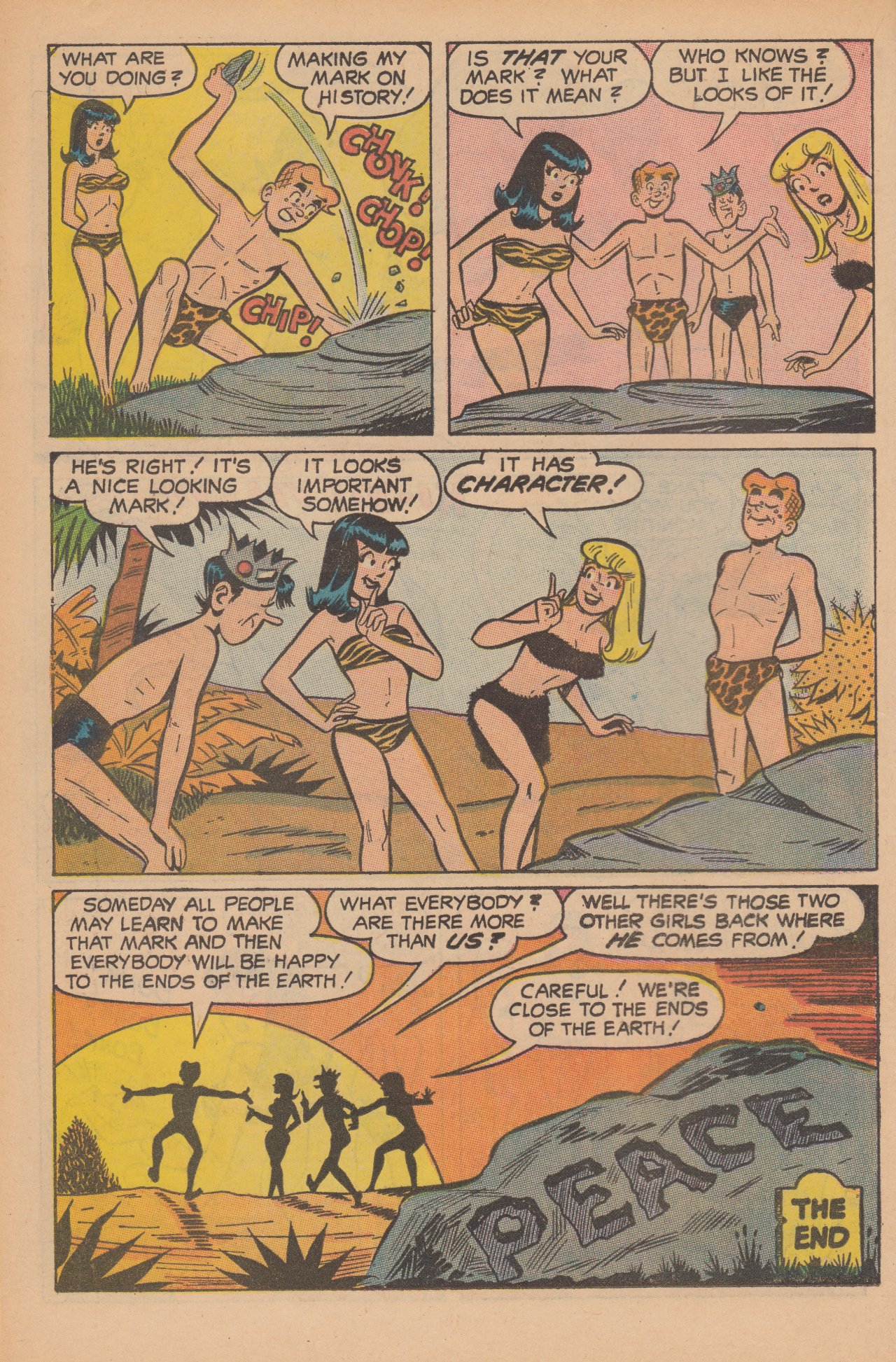 Read online Archie (1960) comic -  Issue #188 - 18