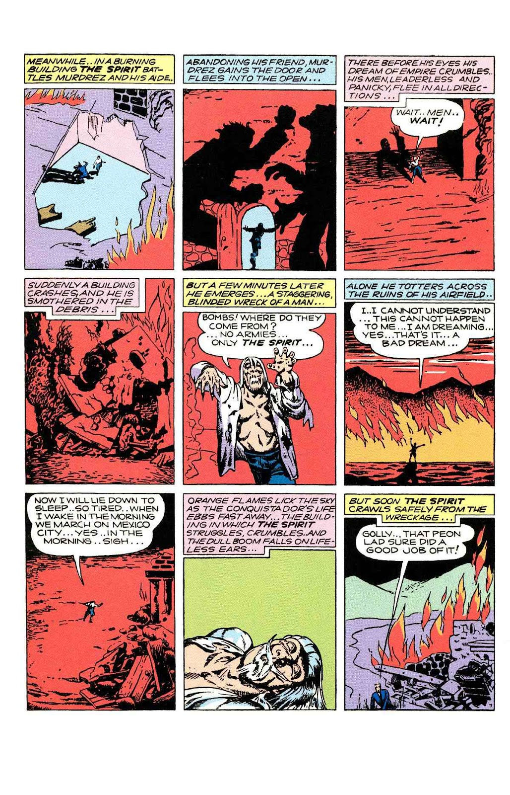 Read online Will Eisner's The Spirit Archives comic -  Issue # TPB 2 (Part 1) - 31