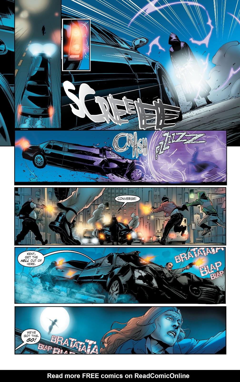 Read online Smallville Season 11 [II] comic -  Issue # TPB 5 - 12