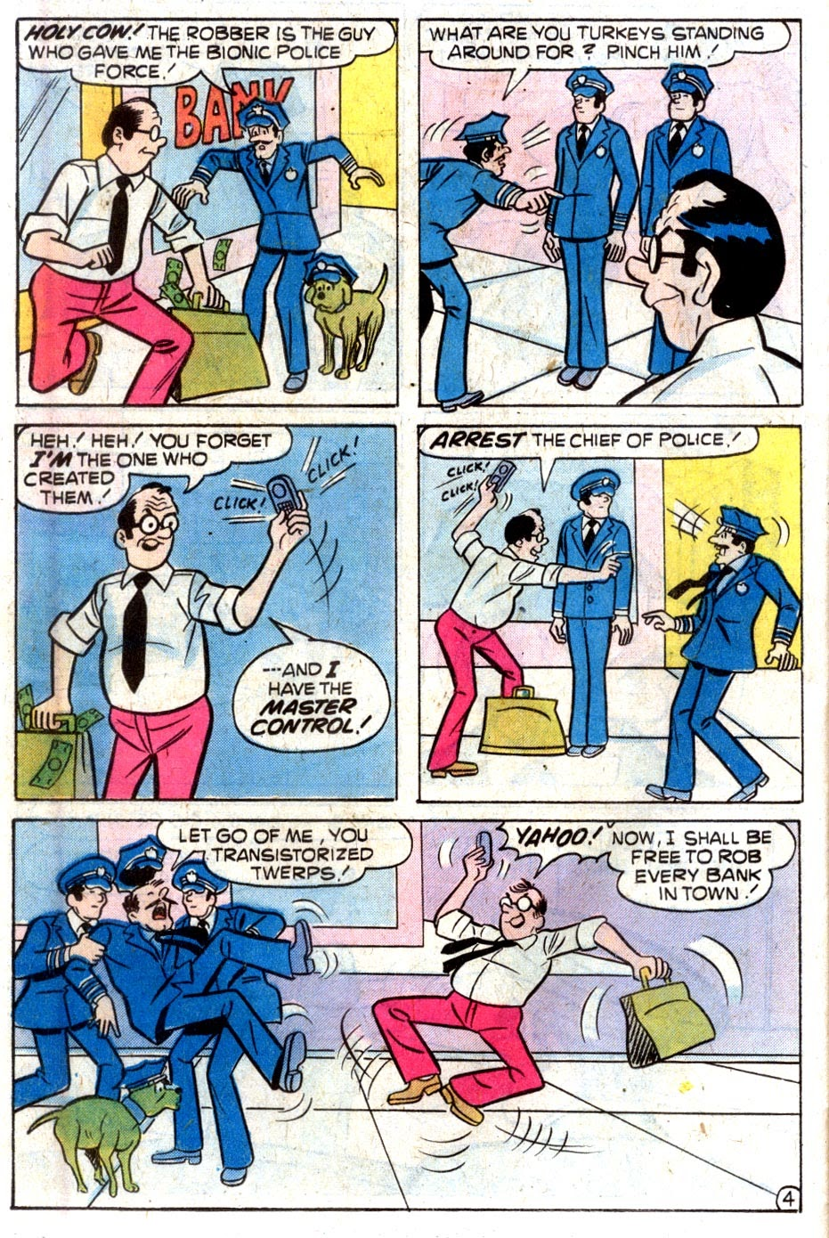 Read online Madhouse Comics comic -  Issue #110 - 16