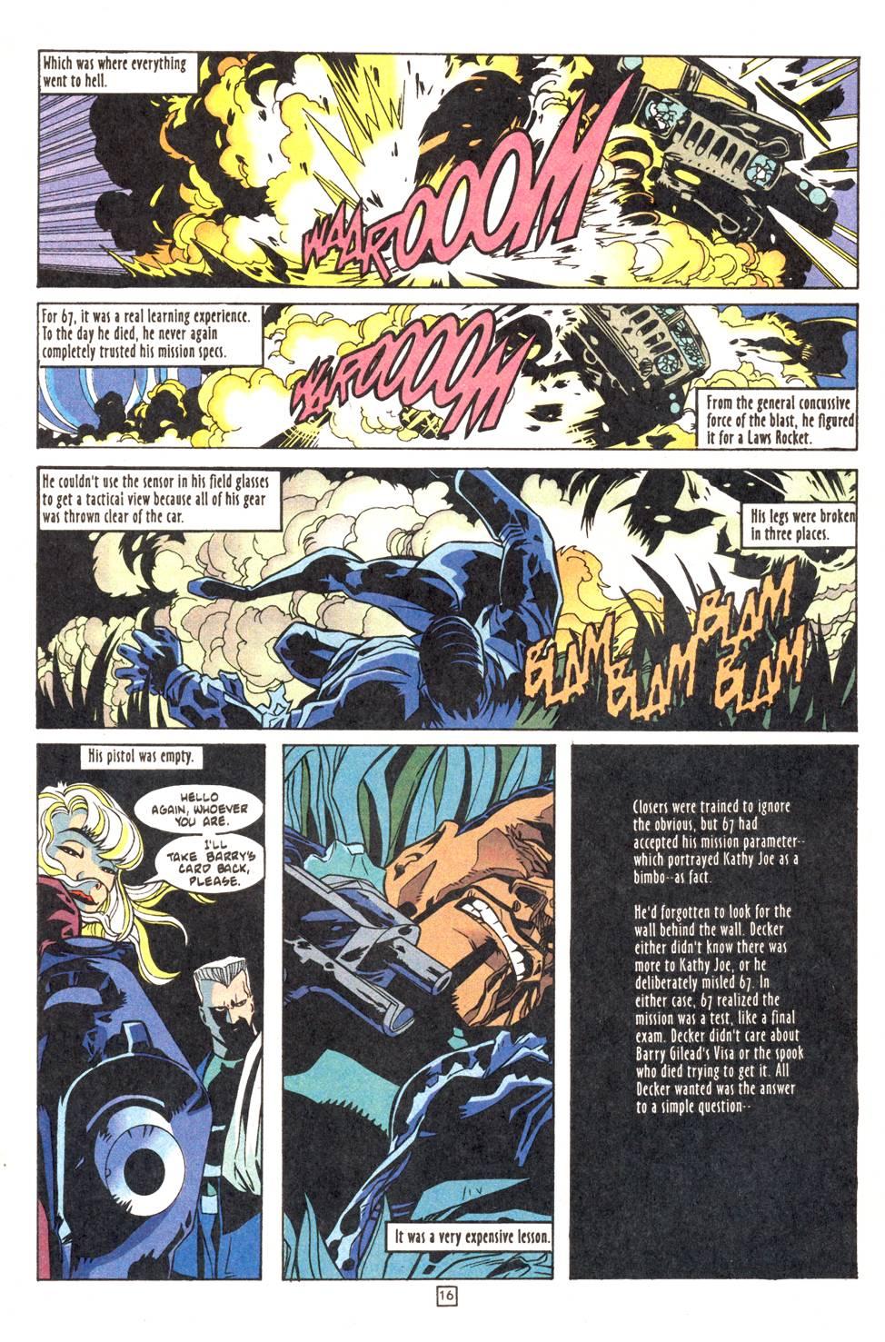 Read online Xero comic -  Issue #7 - 18