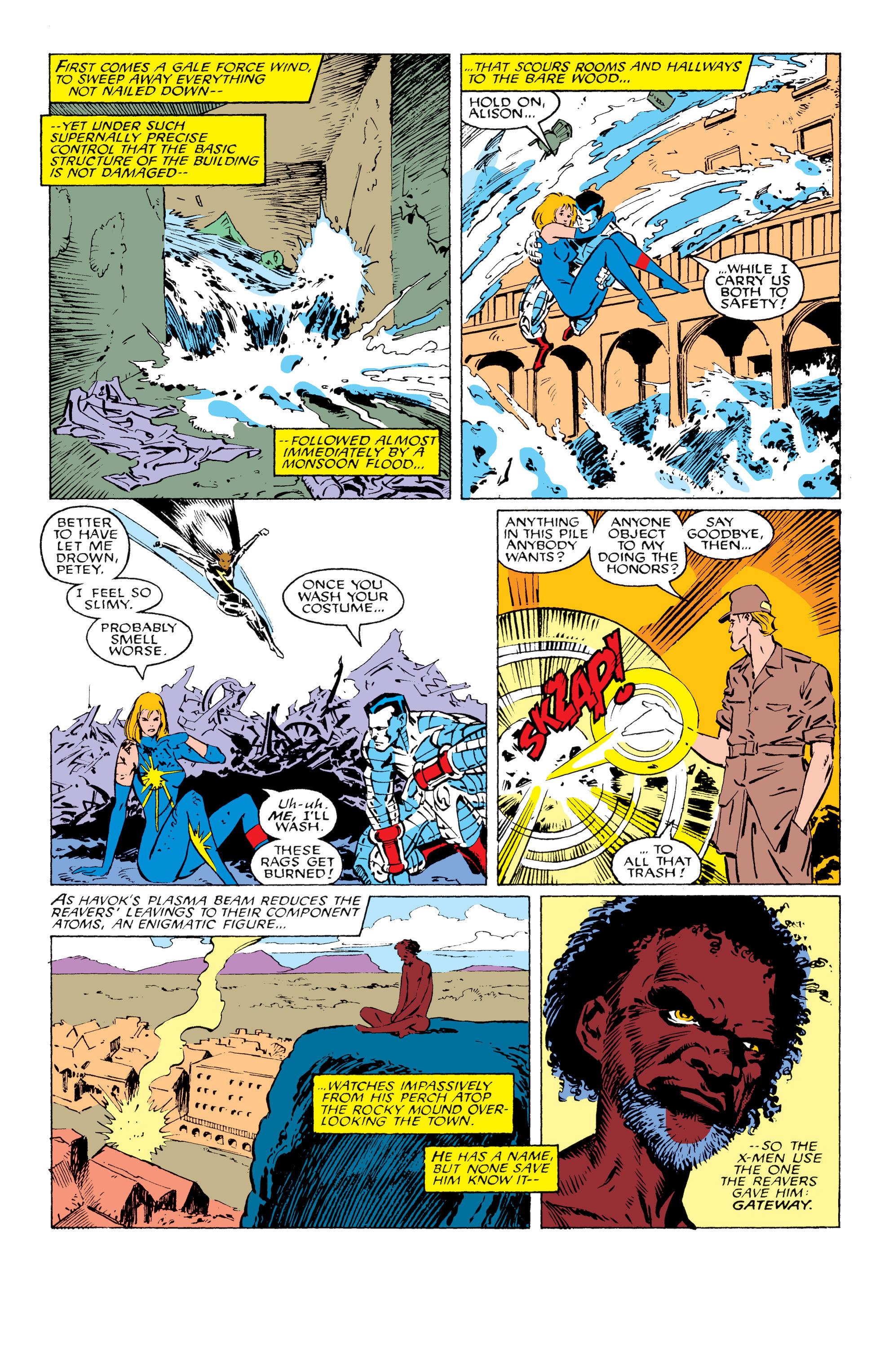 Read online Uncanny X-Men (1963) comic -  Issue #230 - 11