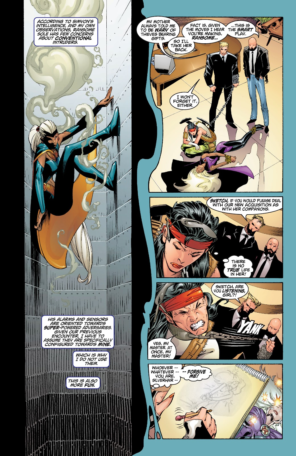 Uncanny X-Men (1963) issue 383 - Page 21