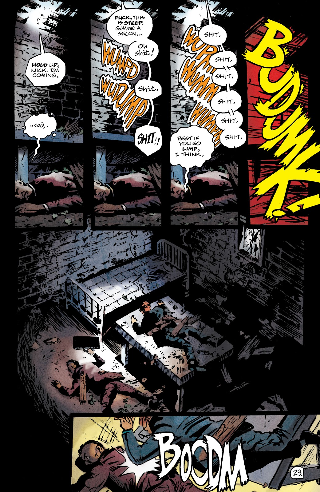 Read online Nobody Is In Control comic -  Issue #1 - 26