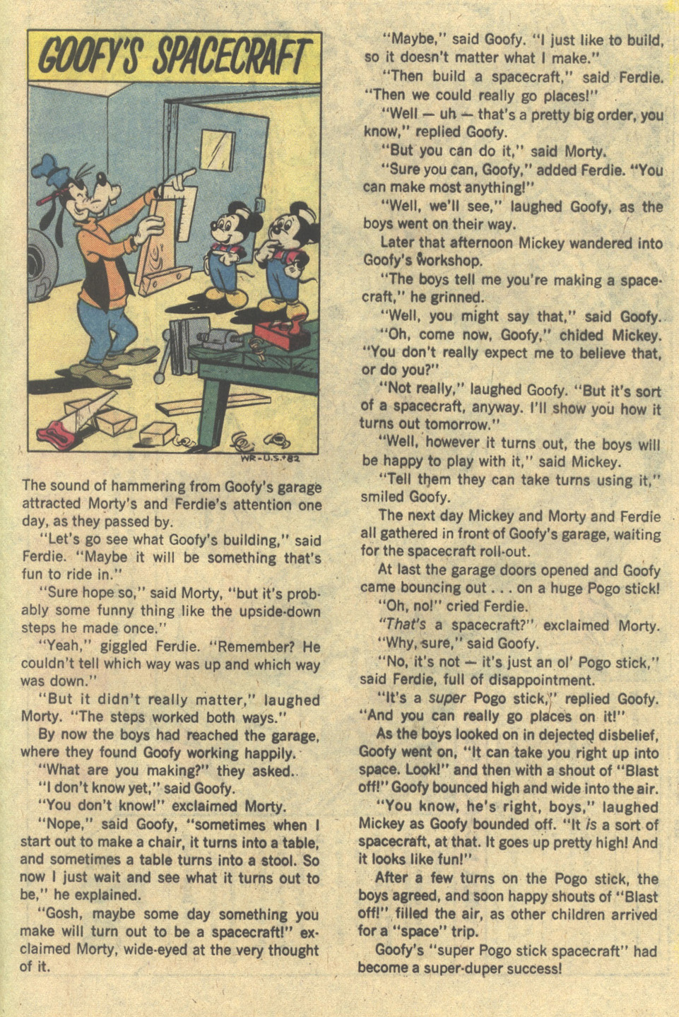 Read online Uncle Scrooge (1953) comic -  Issue #172 - 33