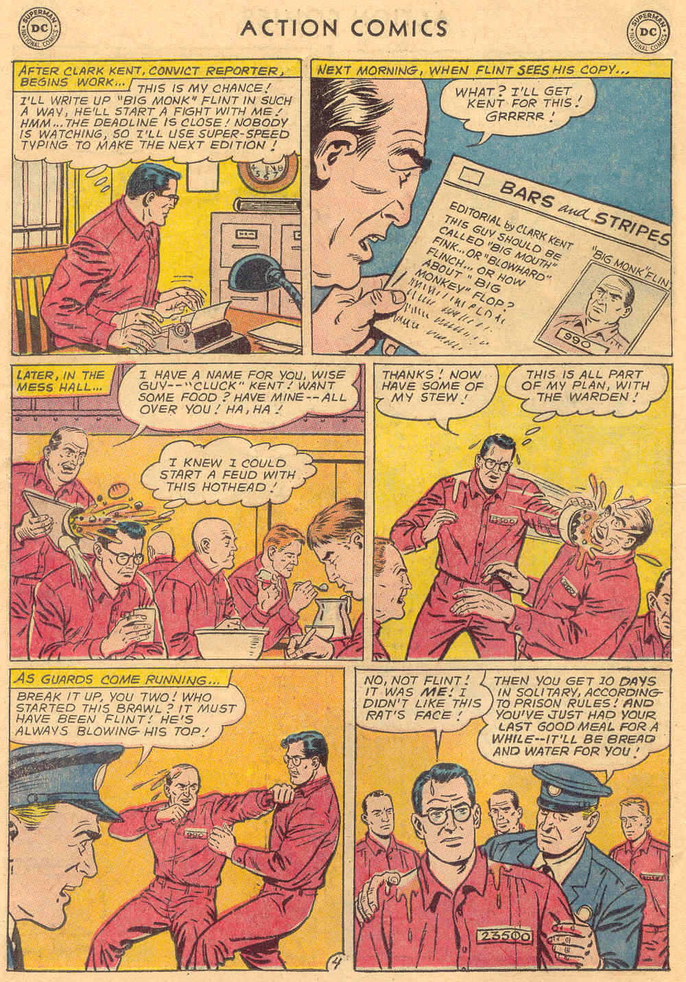 Read online Action Comics (1938) comic -  Issue #323 - 6