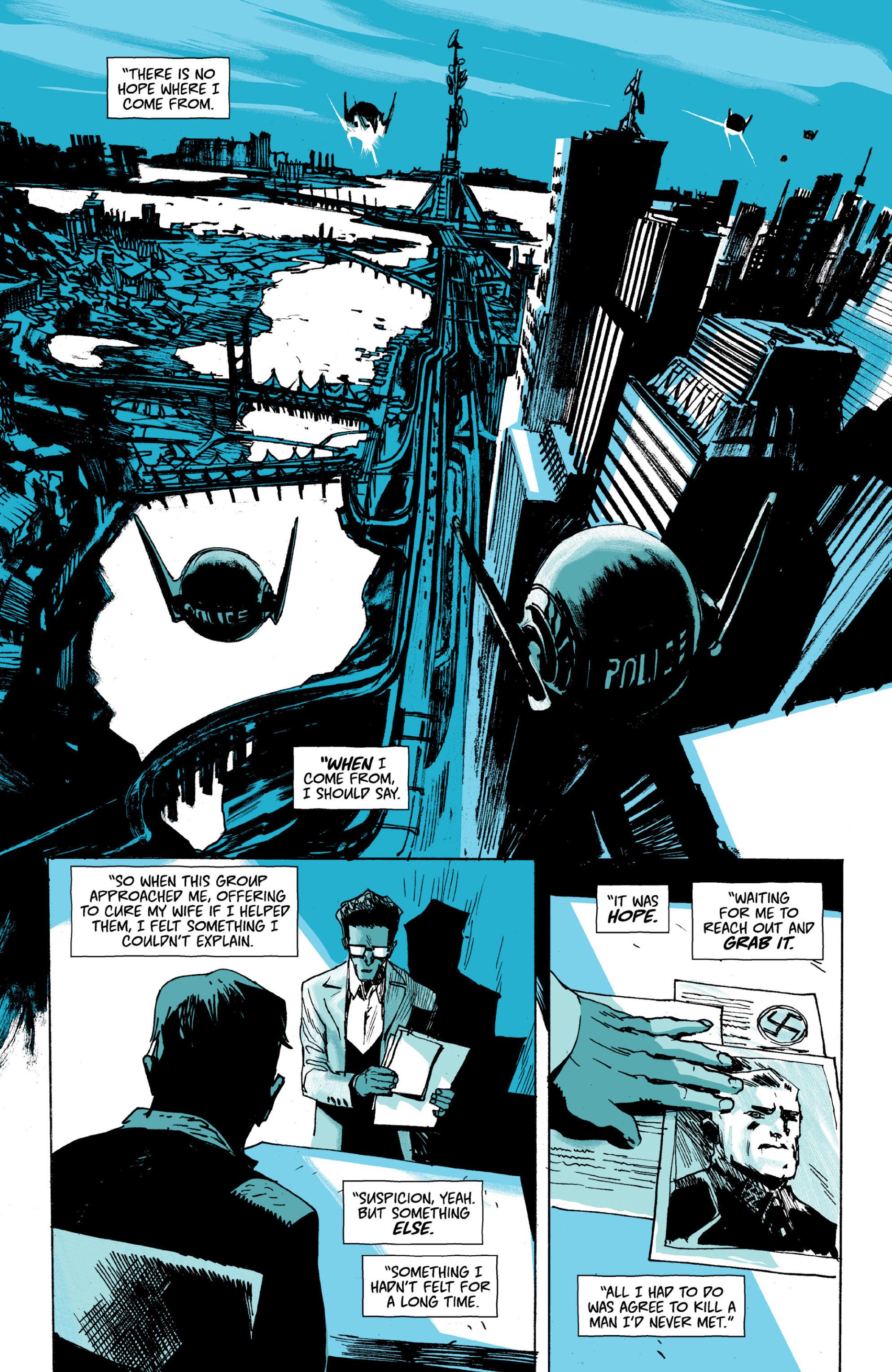 Read online Ei8ht comic -  Issue # TPB - 79