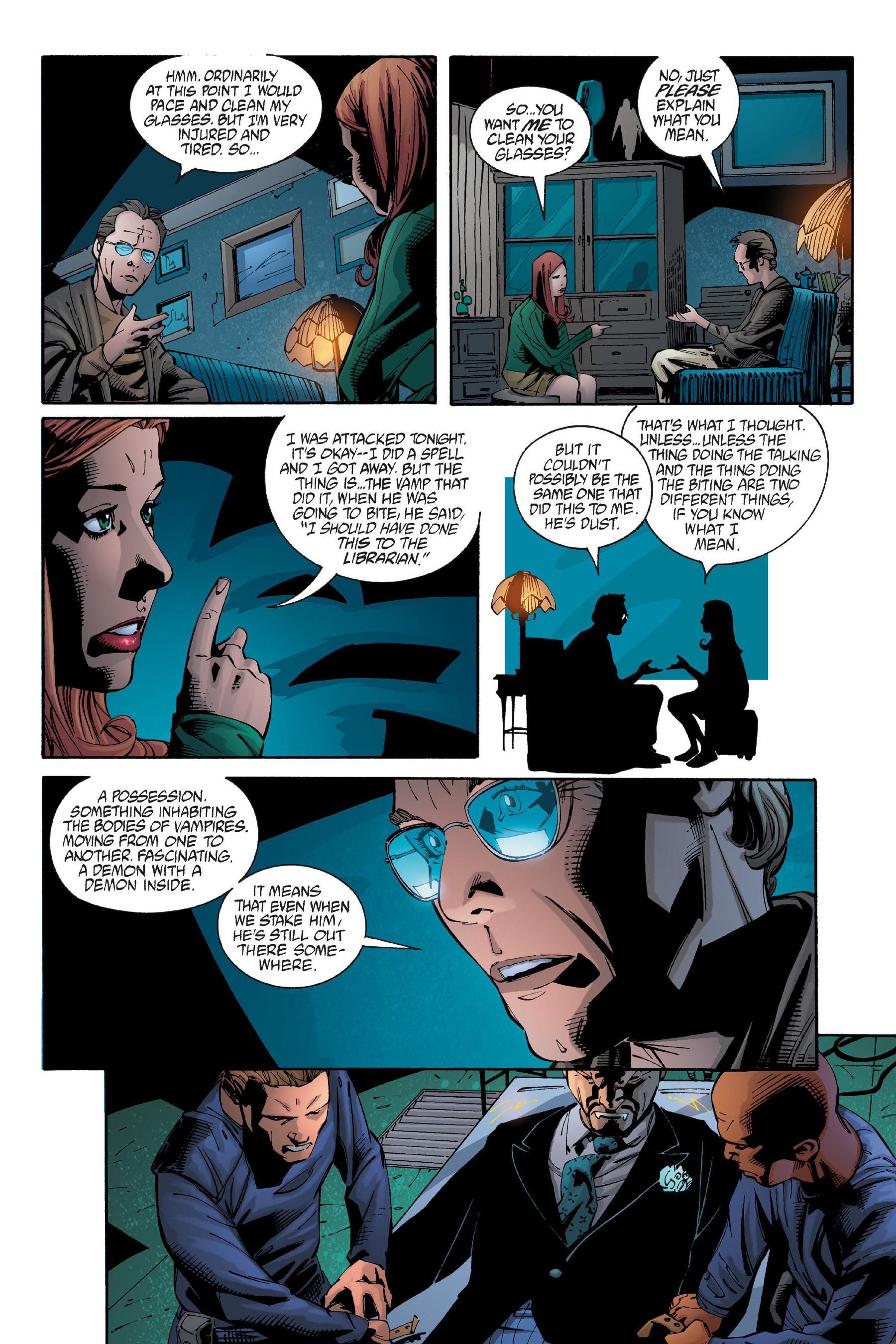 Read online Buffy the Vampire Slayer: Omnibus comic -  Issue # TPB 5 - 79