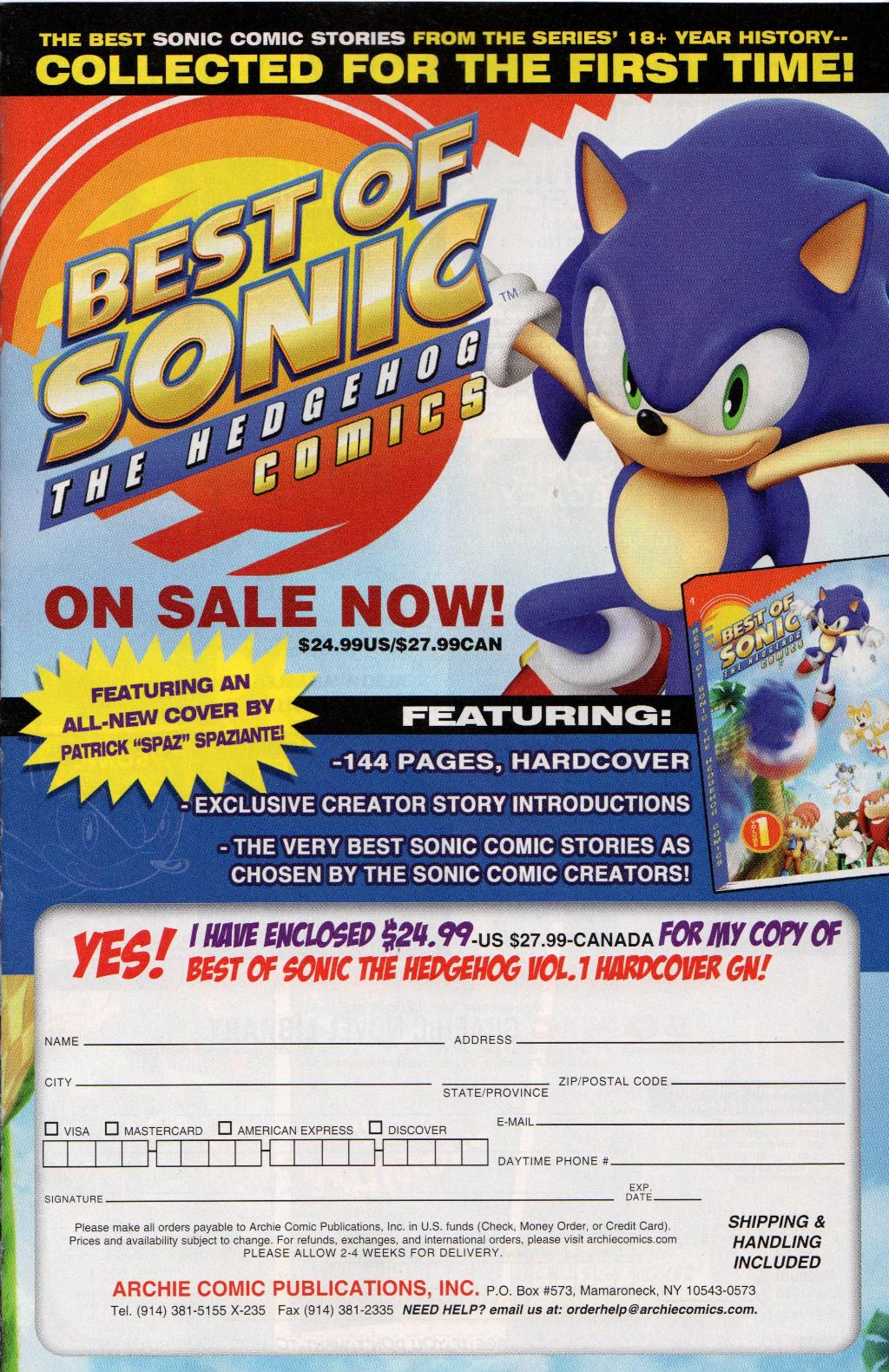 Read online Sonic Universe comic -  Issue #41 - 7