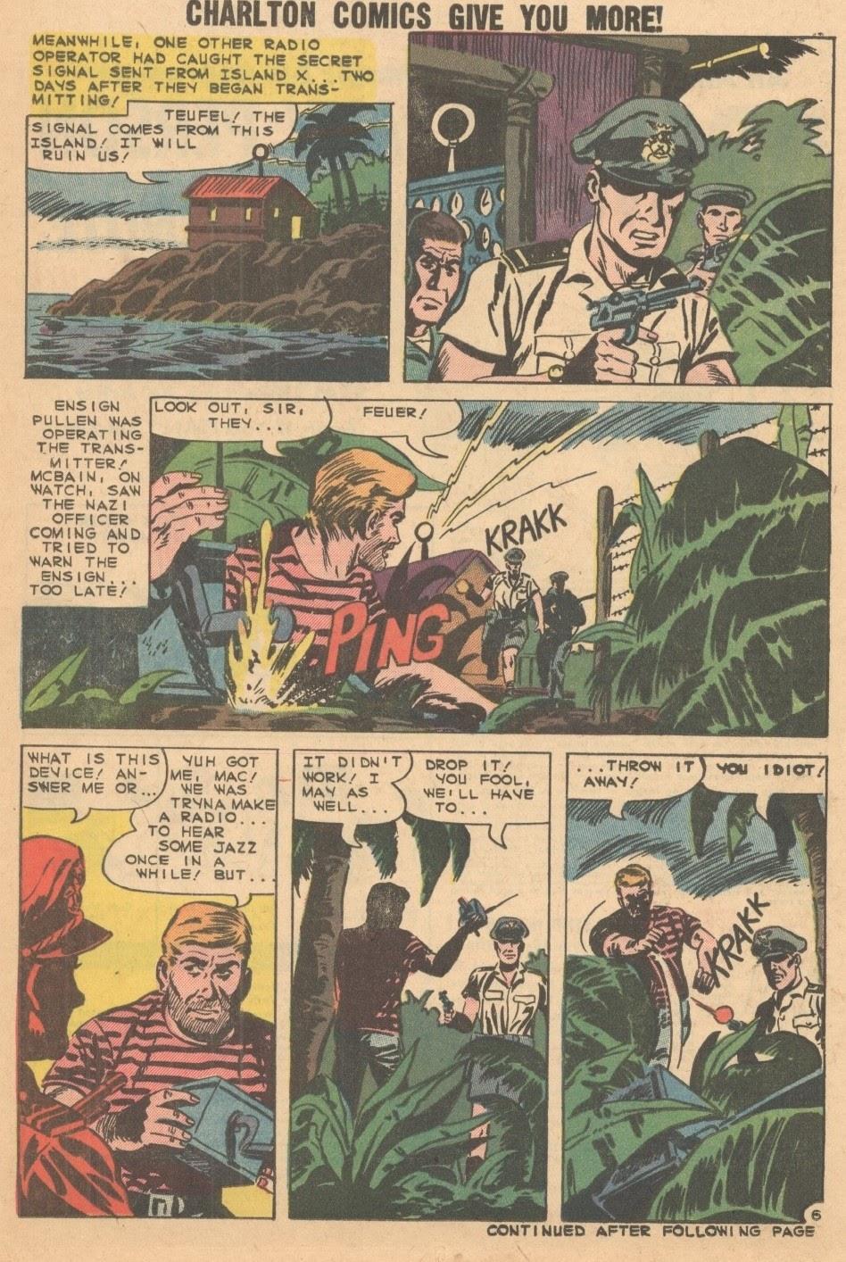 Read online Fightin' Navy comic -  Issue #93 - 21