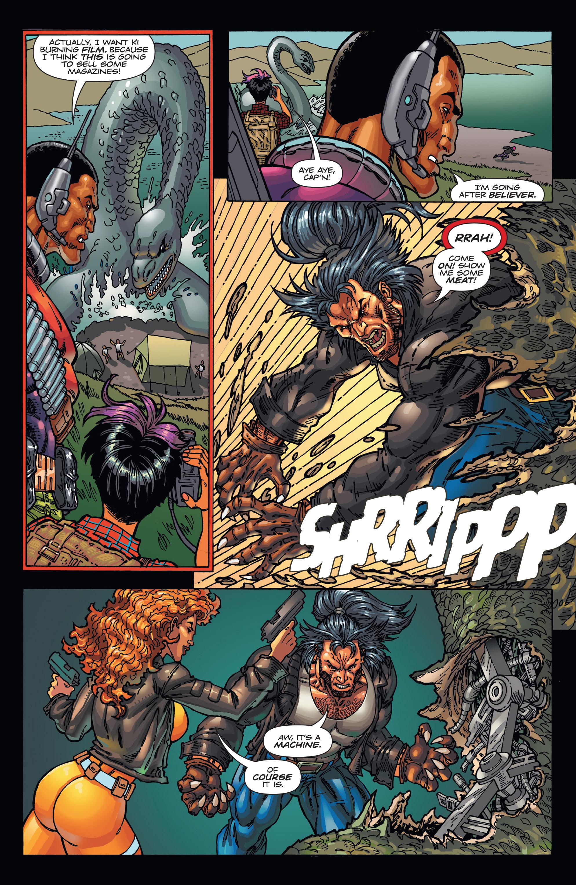 Read online Hoax Hunters (2012) comic -  Issue # TPB 3 - 104