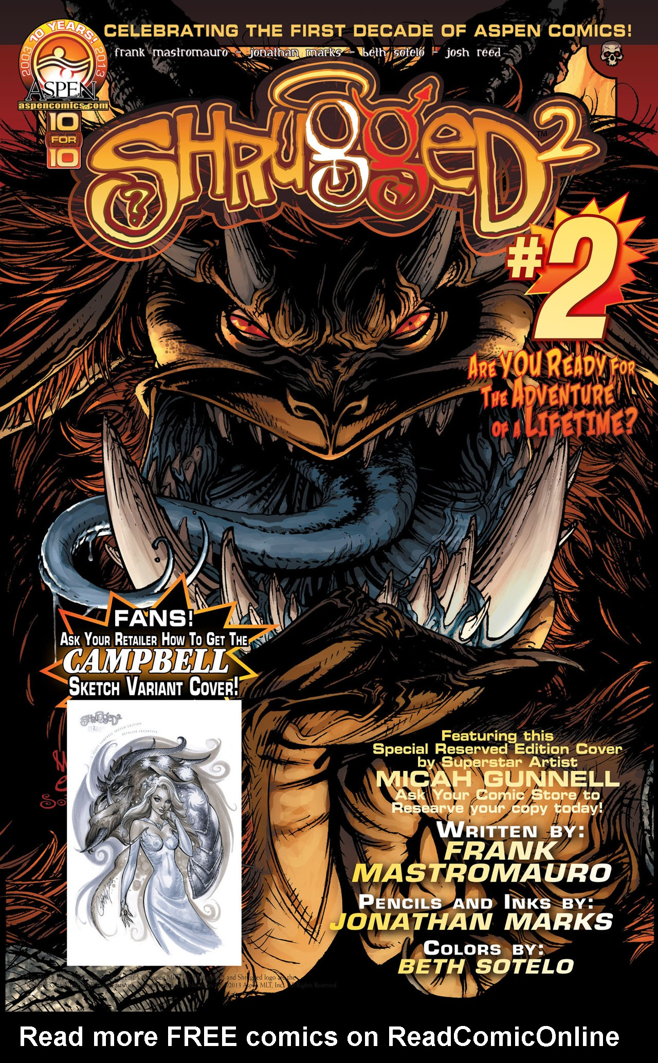 Read online Shrugged (2013) comic -  Issue #1 - 23