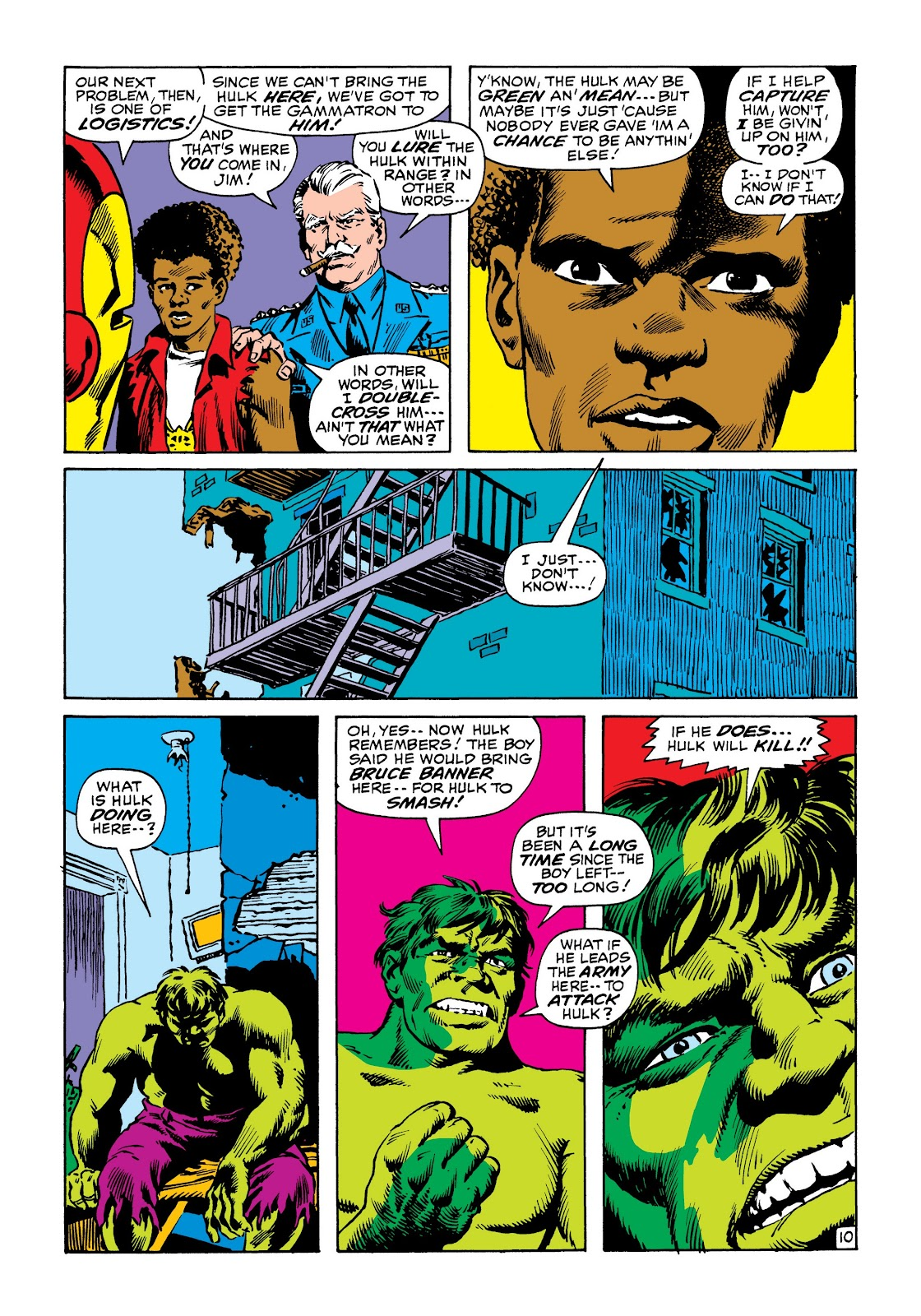 Read online Marvel Masterworks: The Incredible Hulk comic -  Issue # TPB 6 (Part 3) - 4