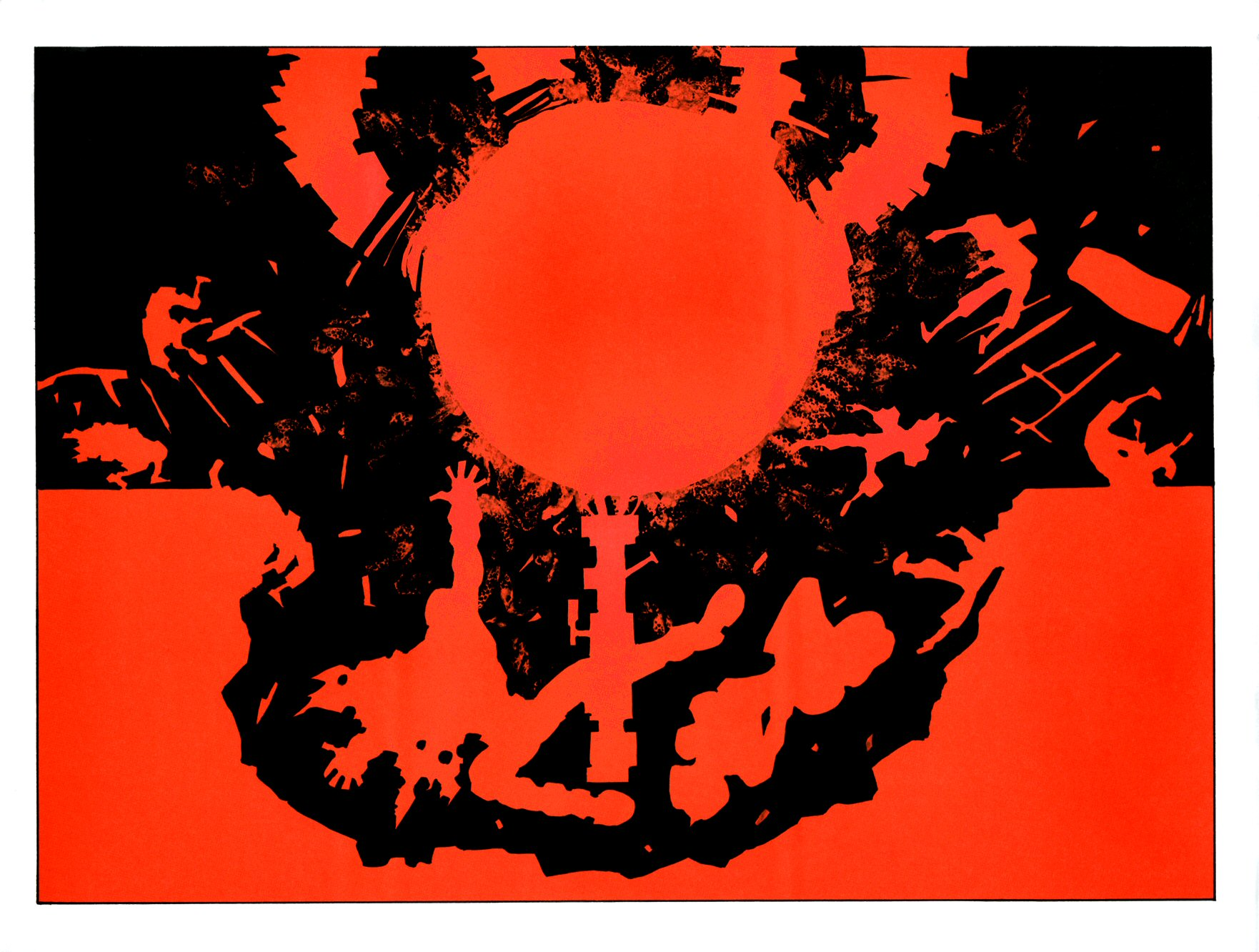 Read online Frank Miller's Holy Terror comic -  Issue # TPB - 113
