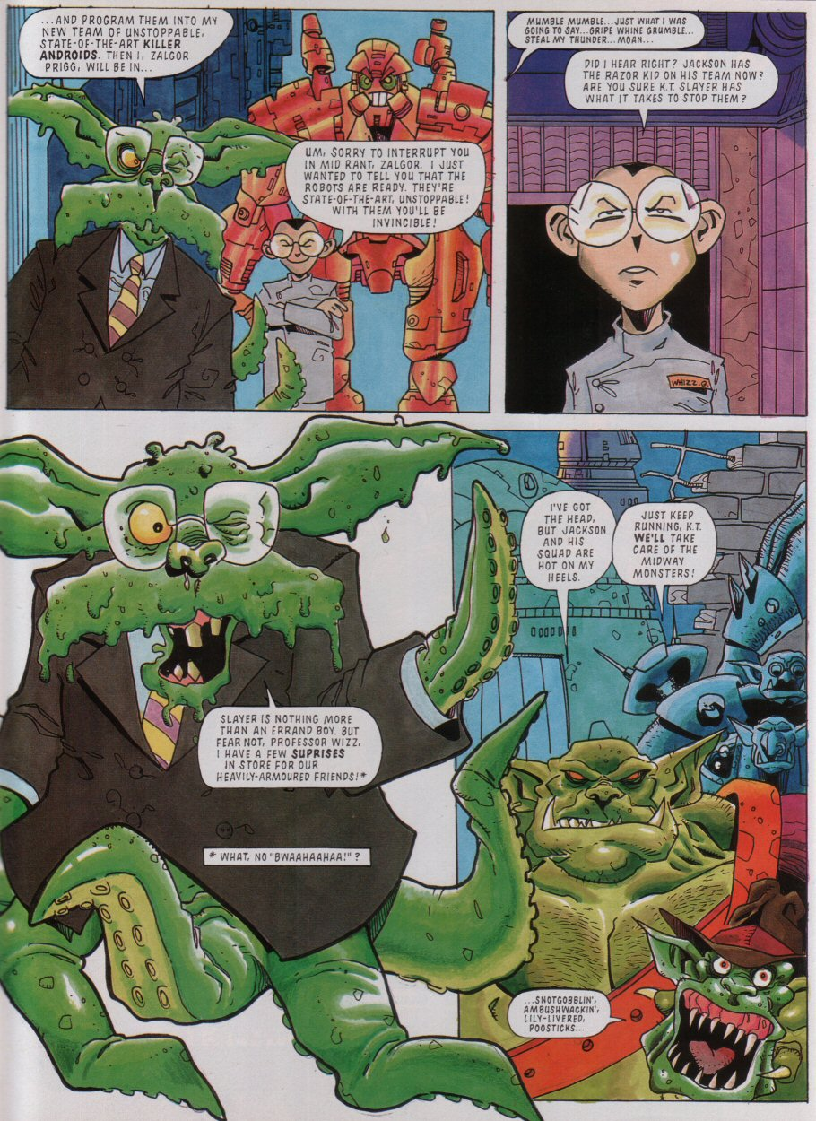 Read online Sonic the Comic comic -  Issue #33 - 12