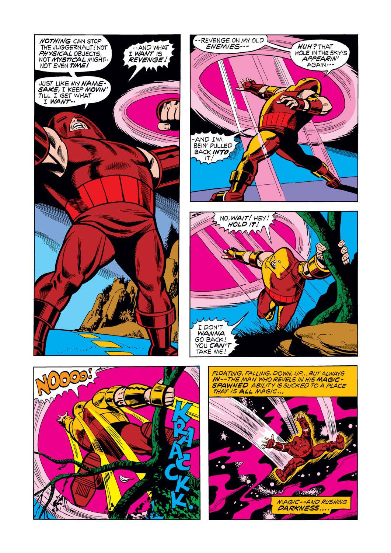 Read online Amazing Adventures (1970) comic -  Issue #16 - 5