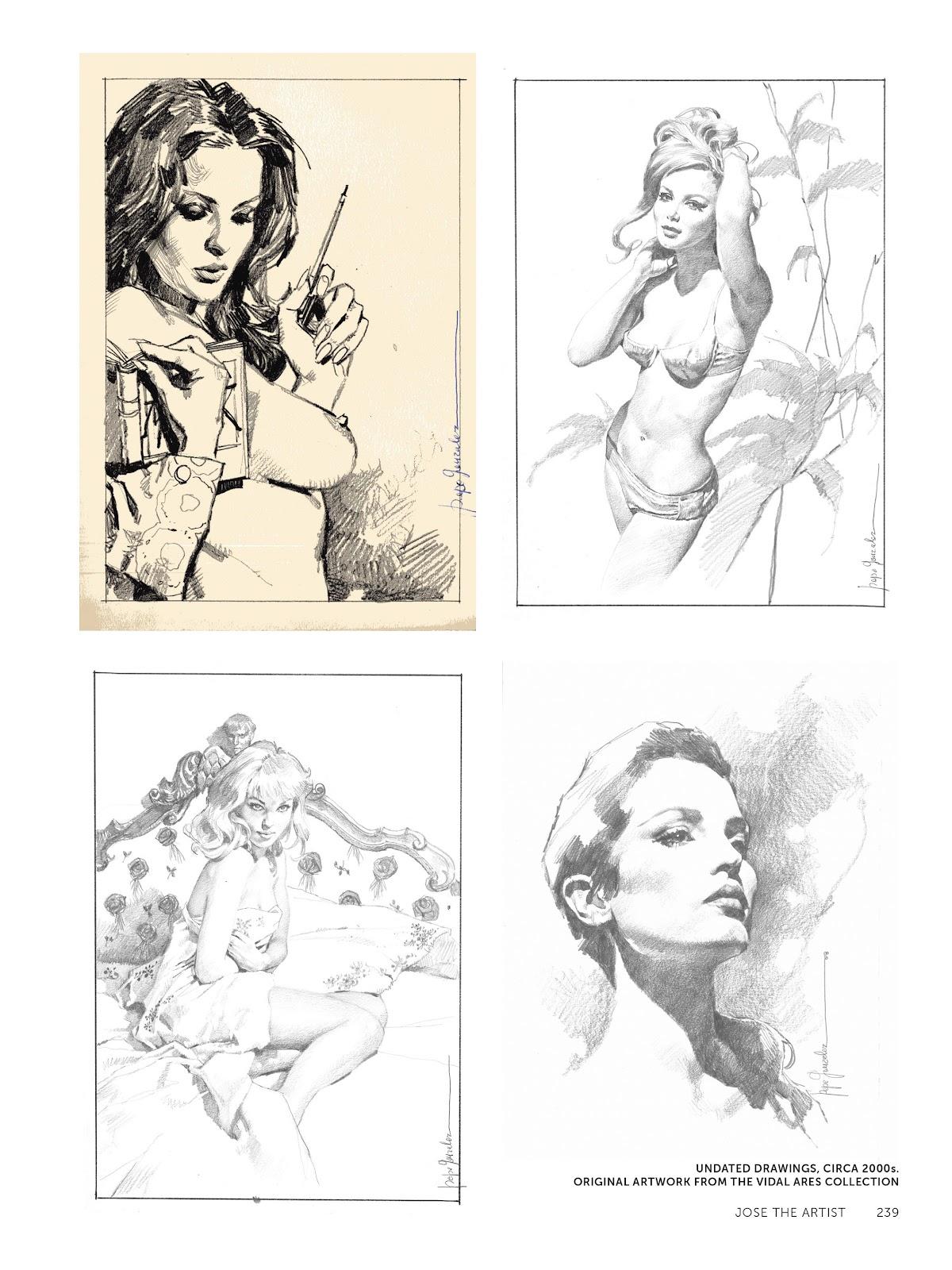 Read online The Art of Jose Gonzalez comic -  Issue # TPB (Part 3) - 42