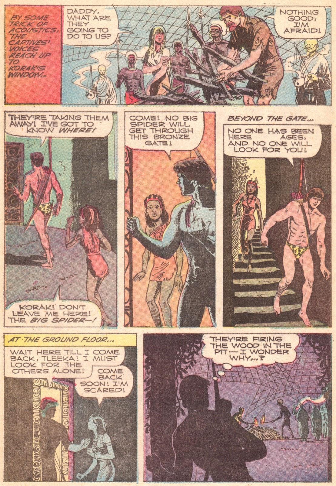 Korak, Son of Tarzan (1964) issue 39 - Page 12