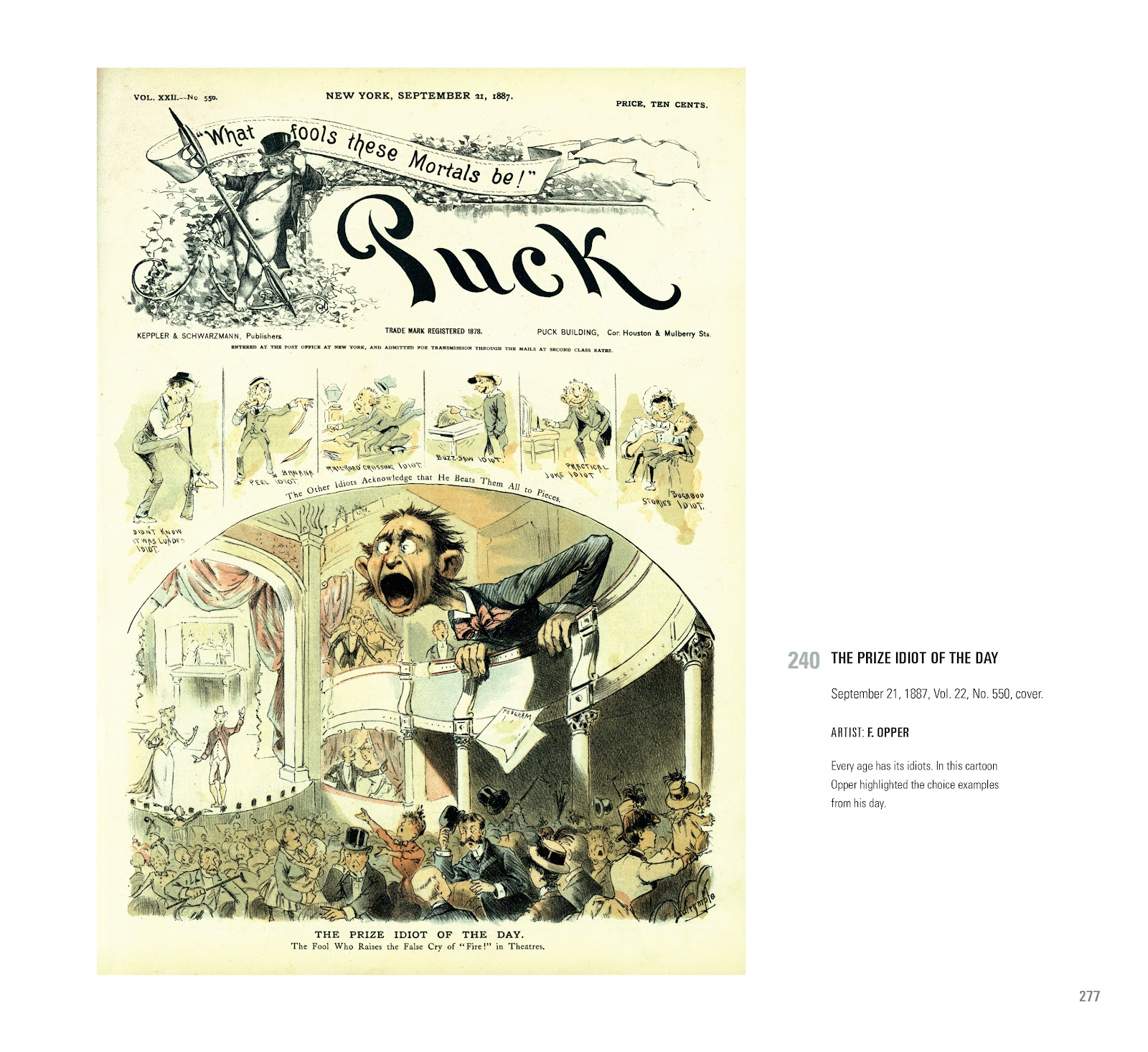 Read online What Fools These Mortals Be!: The Story of Puck Magazine comic -  Issue # TPB (Part 3) - 74