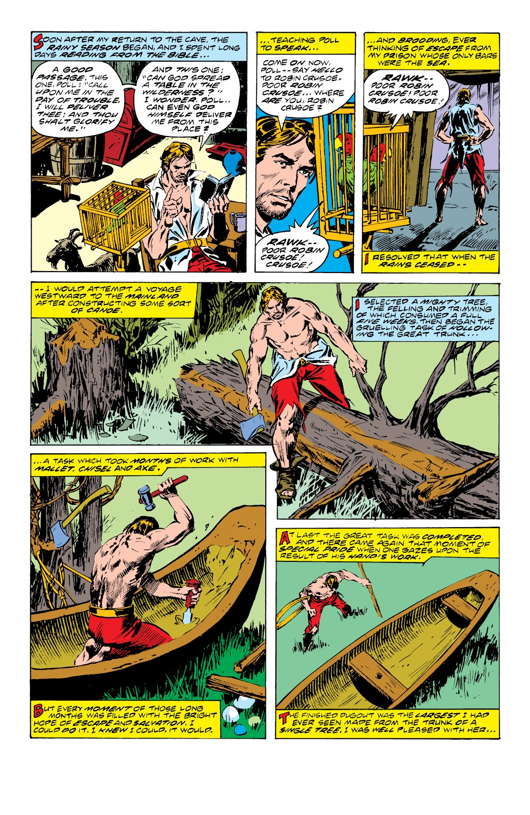 Marvel Classics Comics Series Featuring issue 19 - Page 24