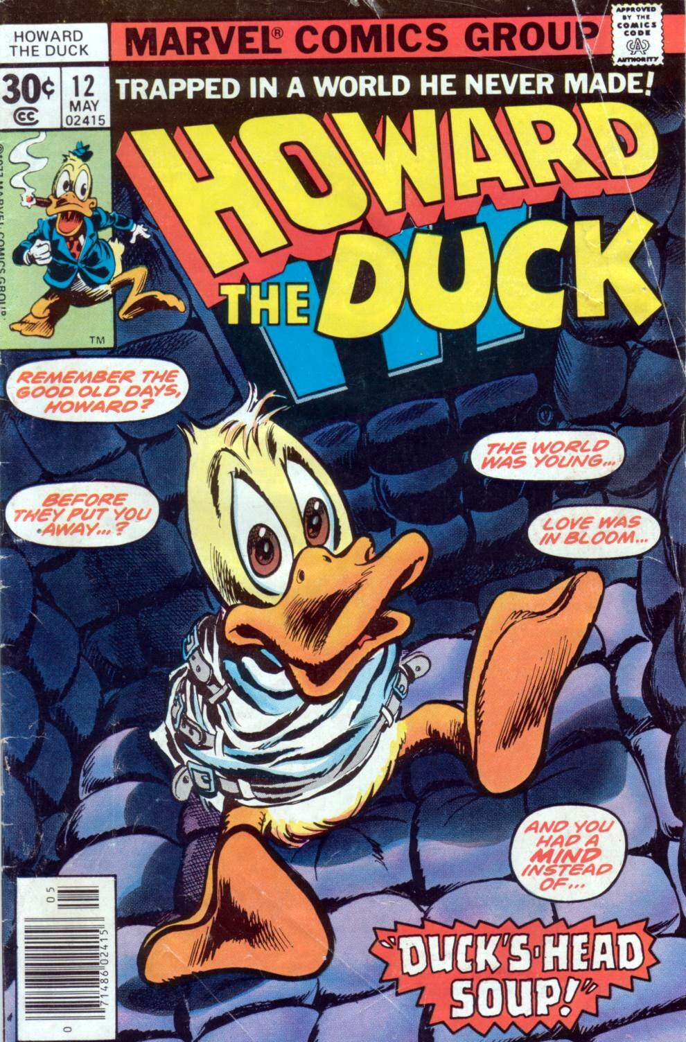 Howard the Duck (1976) Issue #12 #13 - English 1