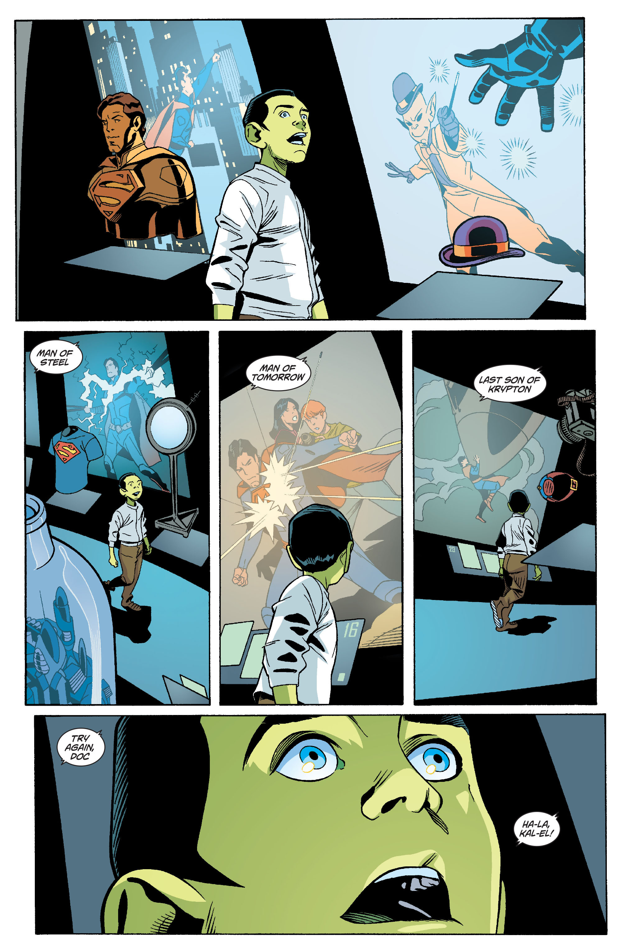 Read online Action Comics (2011) comic -  Issue #18 - 37