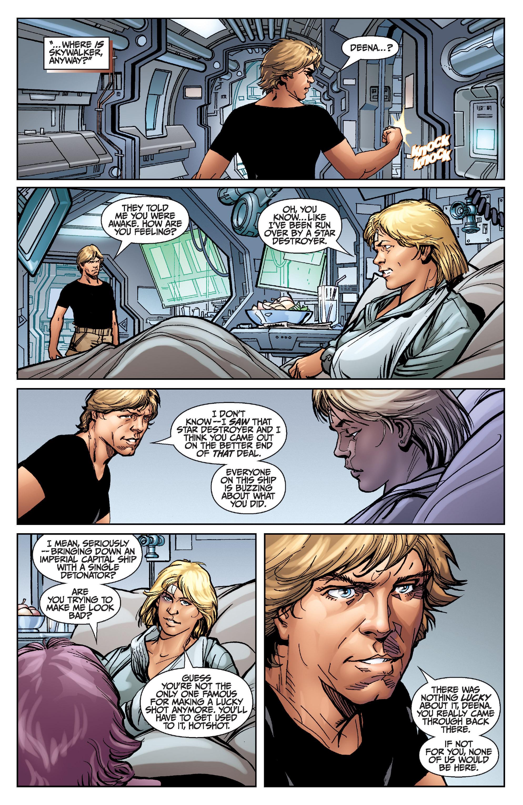 Read online Star Wars Omnibus comic -  Issue # Vol. 20 - 391