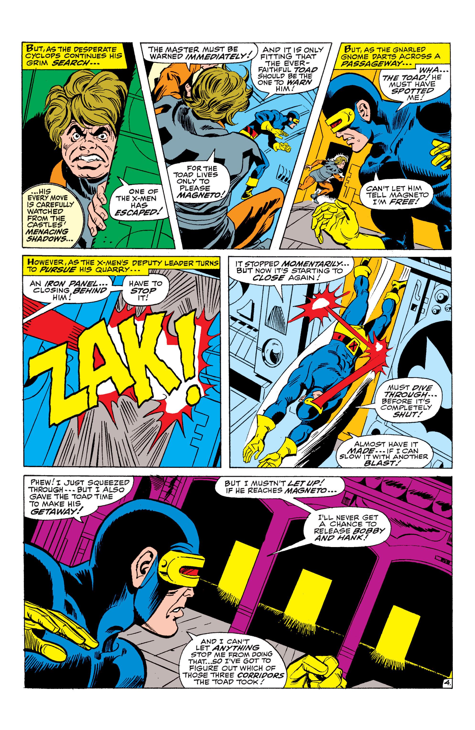 Uncanny X-Men (1963) 45 Page 4