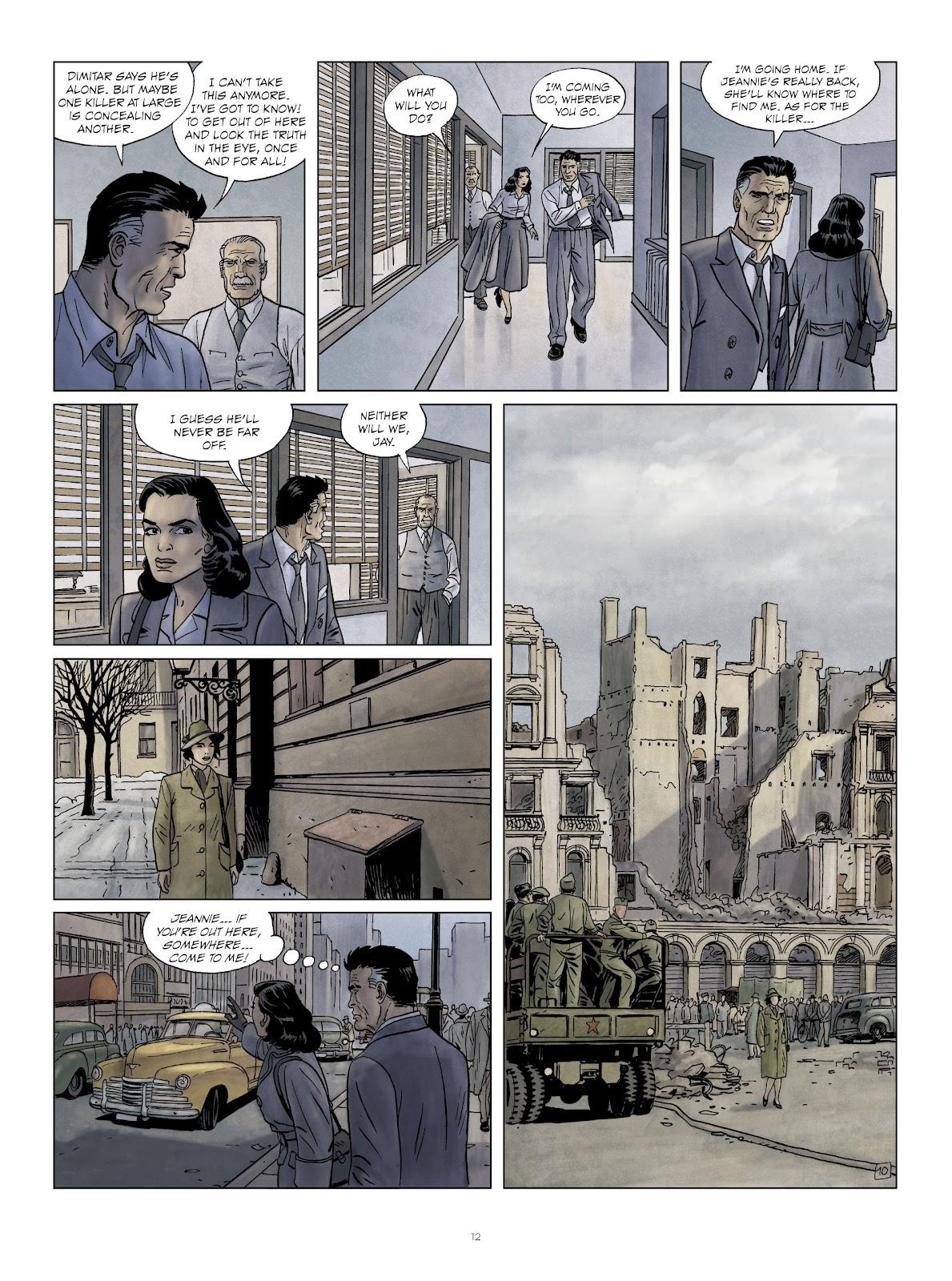 Read online Sherman comic -  Issue #6 - 12