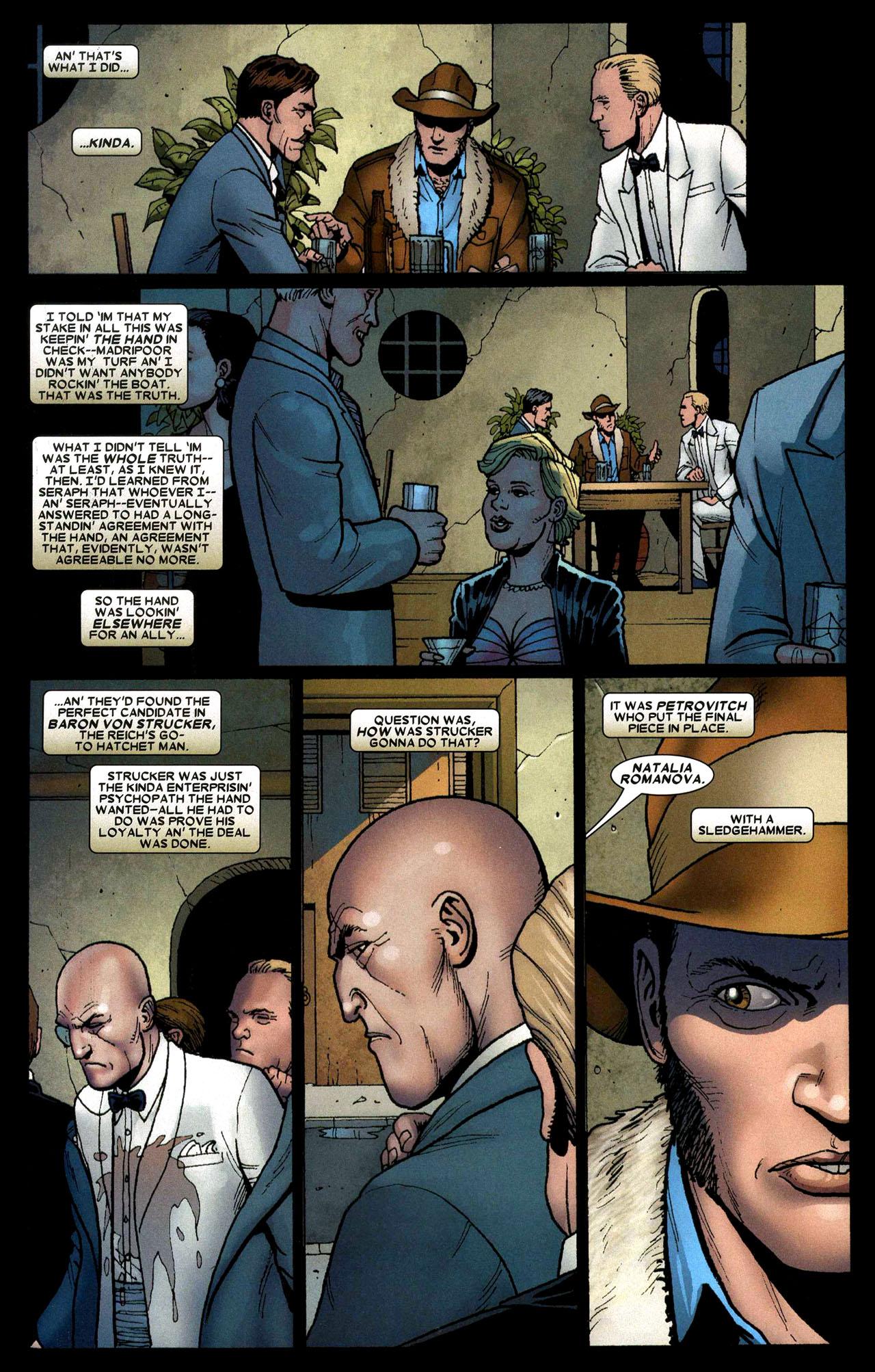 Read online Wolverine: Origins comic -  Issue #16 - 10