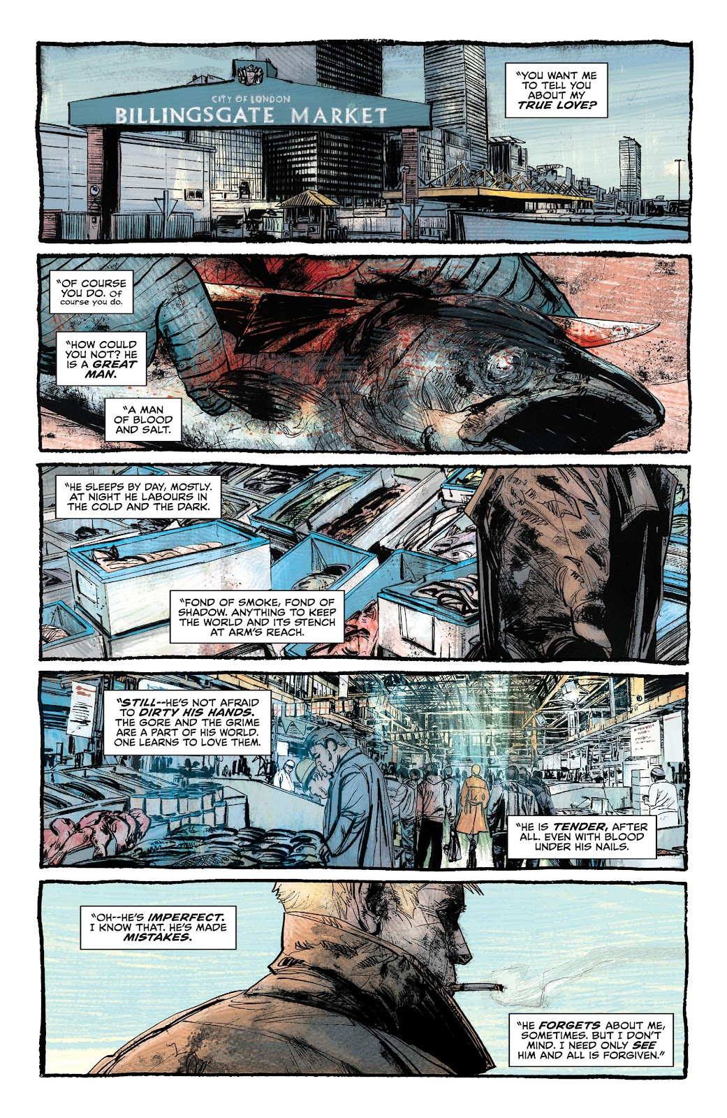 John Constantine: Hellblazer 7 Page 2