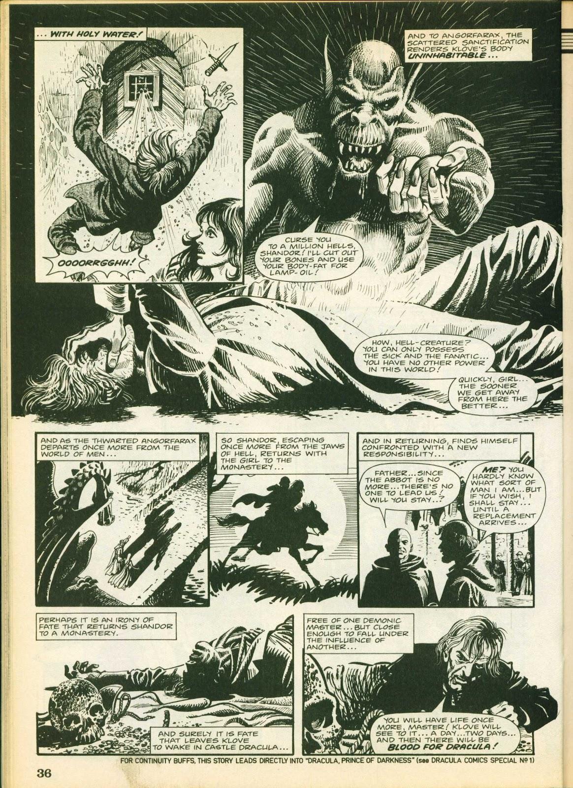 Warrior Issue #25 #26 - English 35