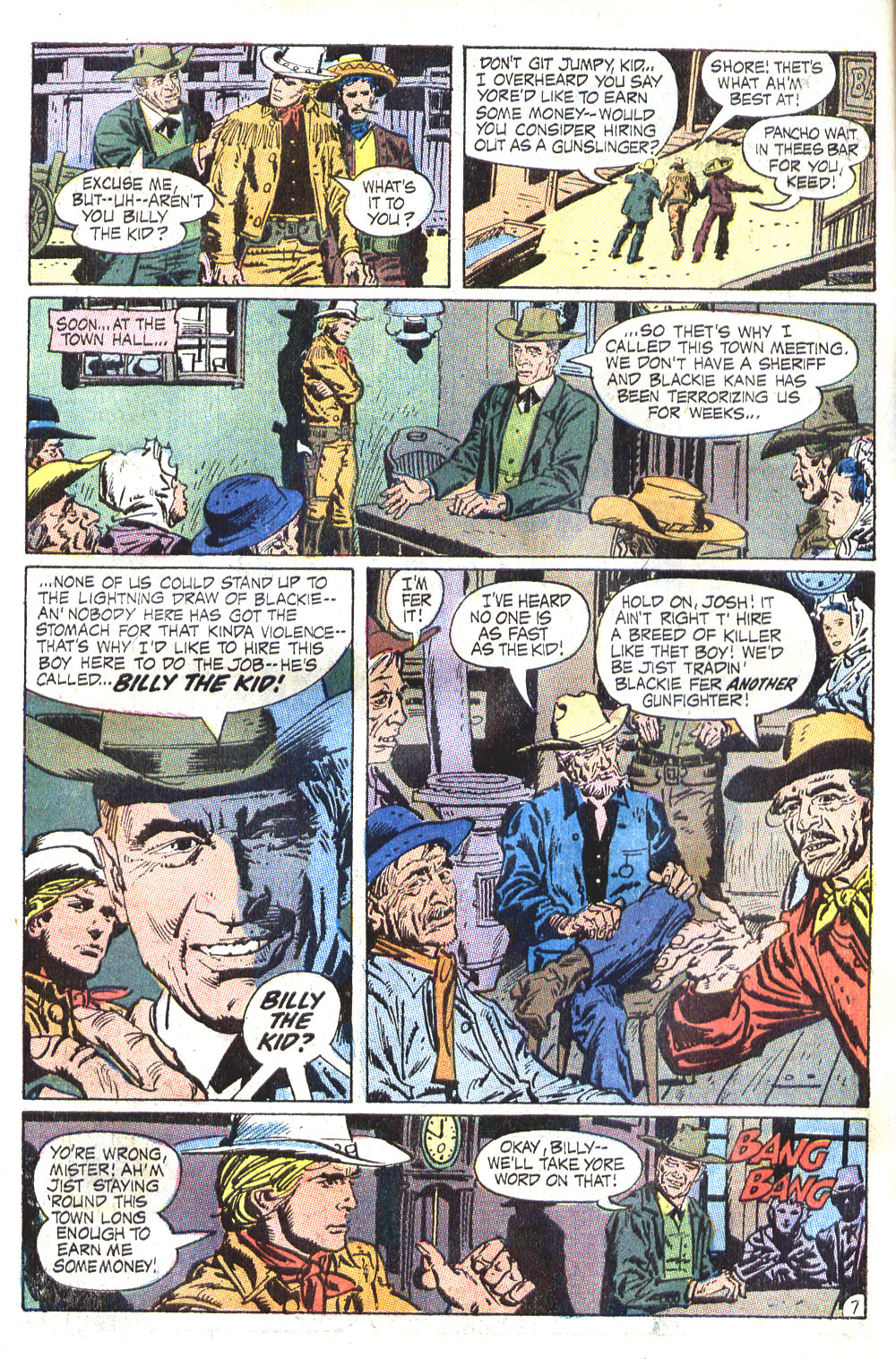Read online All-Star Western (1970) comic -  Issue #6 - 10