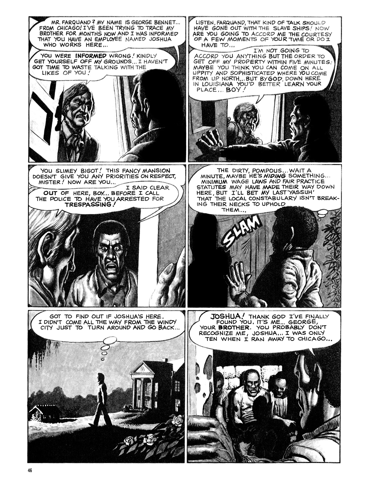 Read online Eerie Archives comic -  Issue # TPB 9 - 47