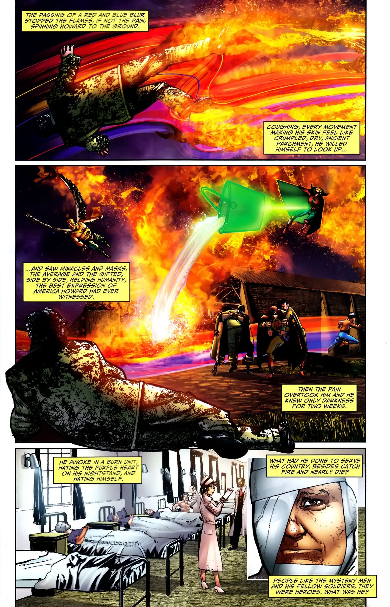 Read online JSA 80-Page Giant 2011 comic -  Issue # Full - 63