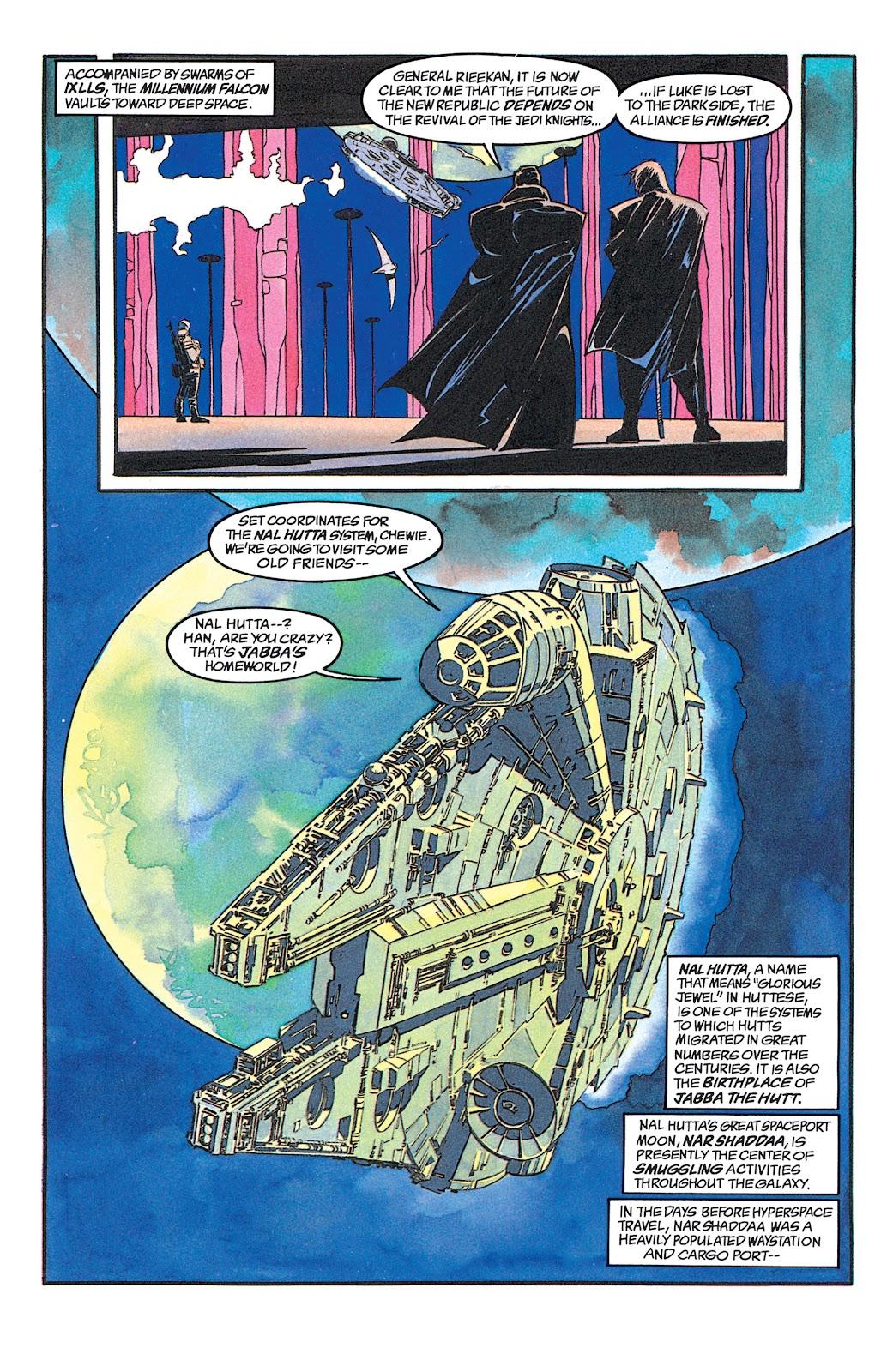 Read online Star Wars: Dark Empire Trilogy comic -  Issue # TPB (Part 1) - 70