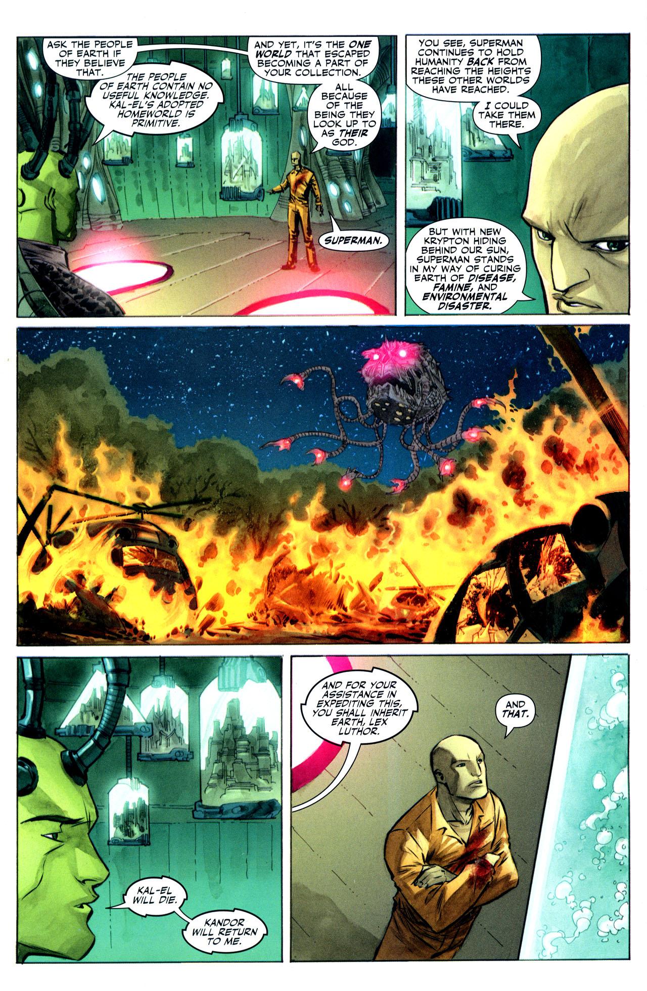 Read online Adventure Comics (2009) comic -  Issue #2 - 5