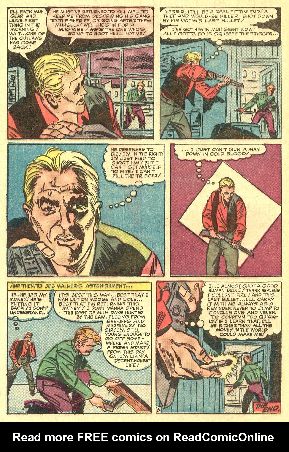 Read online Two-Gun Kid comic -  Issue #70 - 32