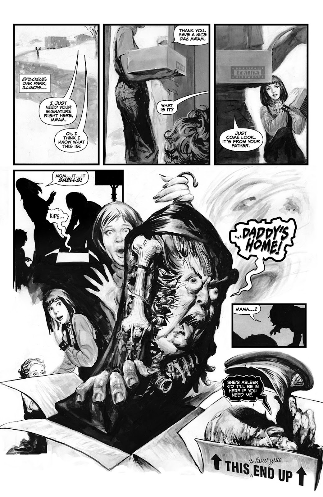 Creepy (2009) Issue #3 #3 - English 41