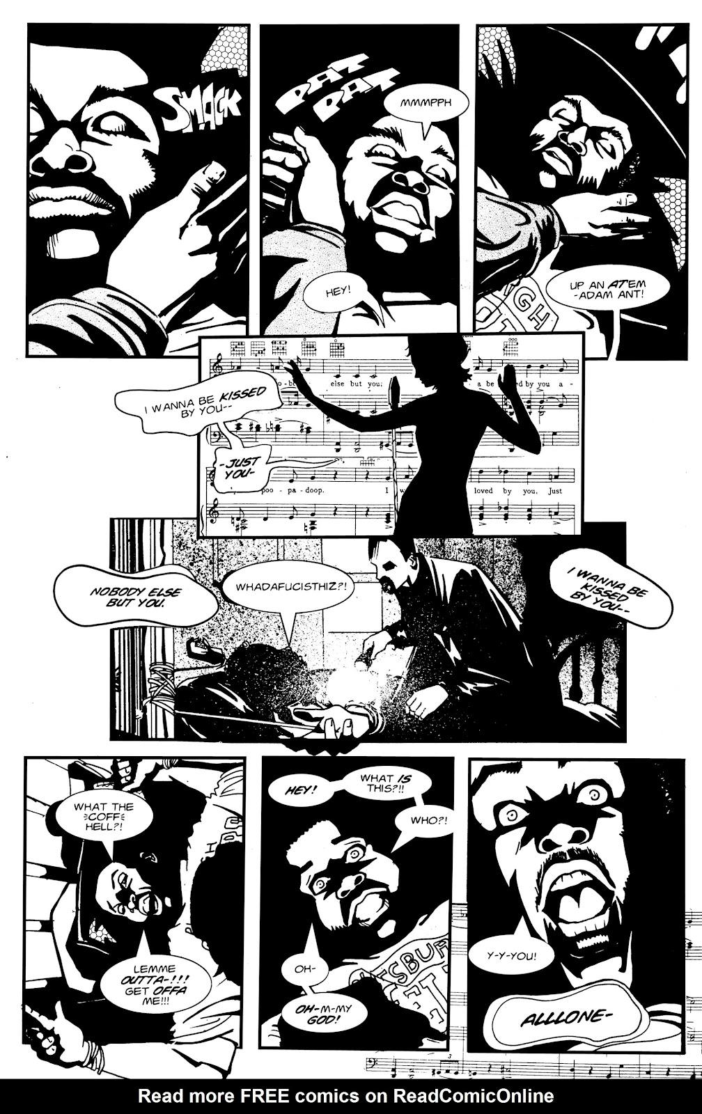 Read online Goldfish comic -  Issue # TPB (Part 1) - 18