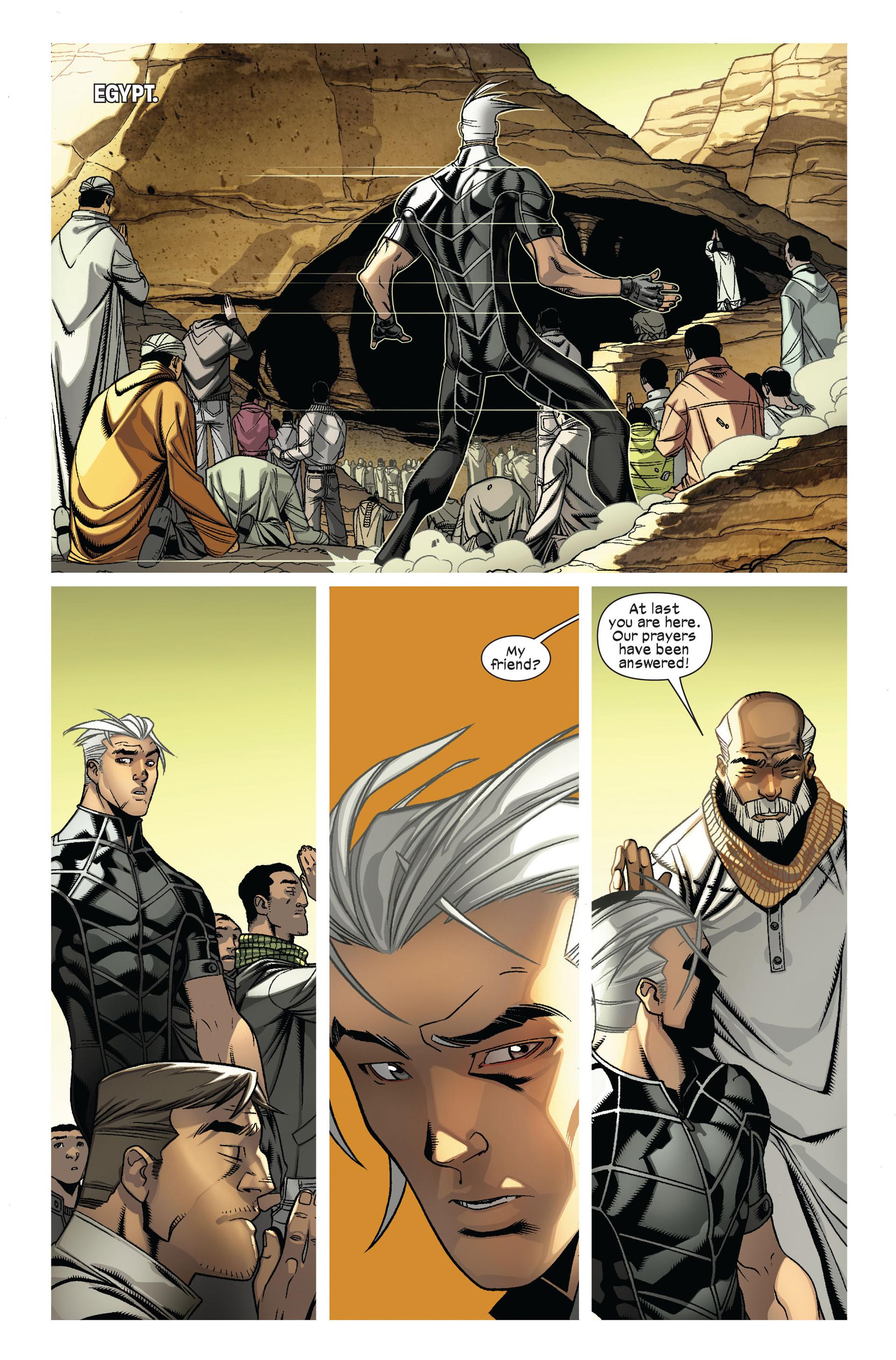 Read online Ultimate Comics X-Men comic -  Issue #7 - 18