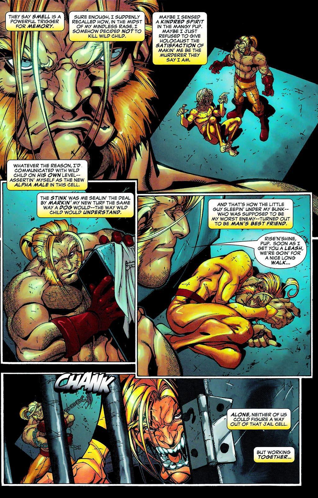 Read online Age of Apocalypse (2005) comic -  Issue #0 - 14