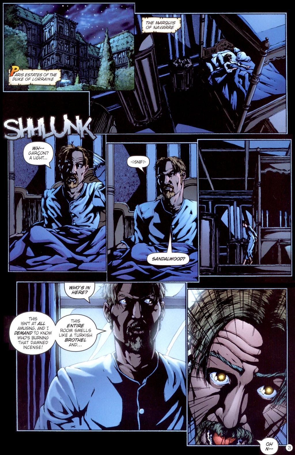 Read online Rex Mundi comic -  Issue #13 - 23